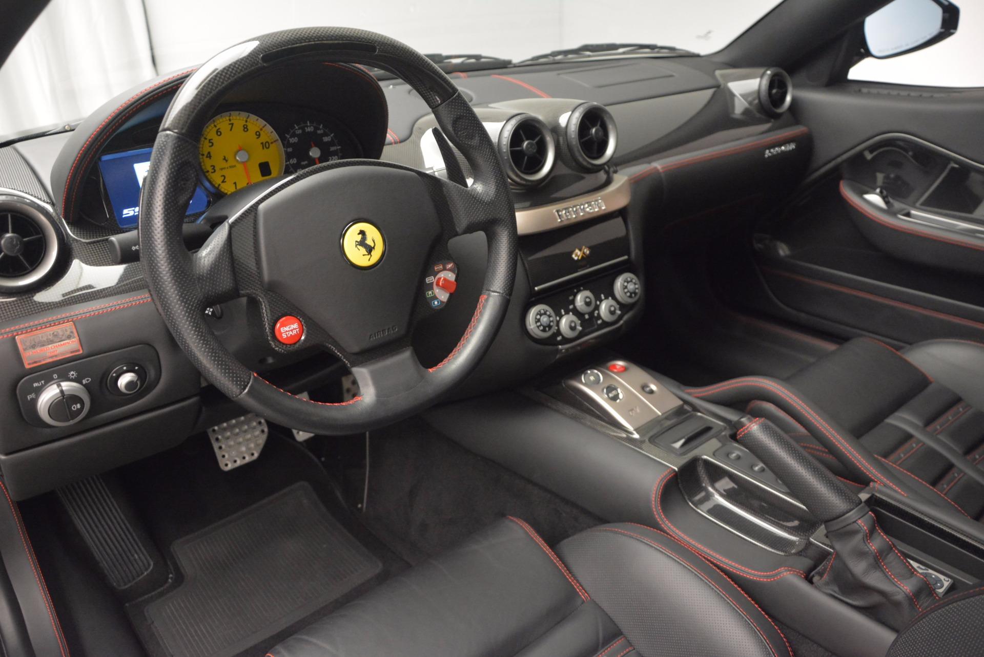 Used 2008 Ferrari 599 GTB Fiorano  For Sale In Greenwich, CT. Alfa Romeo of Greenwich, 4351 700_p13
