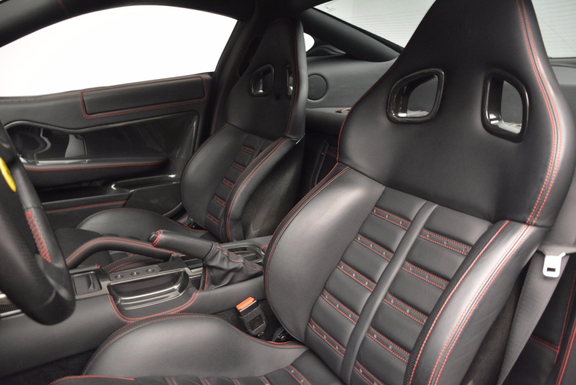 Used 2008 Ferrari 599 GTB Fiorano  For Sale In Greenwich, CT. Alfa Romeo of Greenwich, 4351 700_p15