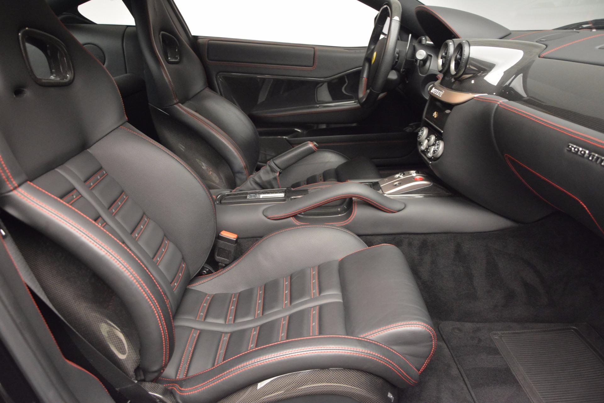Used 2008 Ferrari 599 GTB Fiorano  For Sale In Greenwich, CT. Alfa Romeo of Greenwich, 4351 700_p18