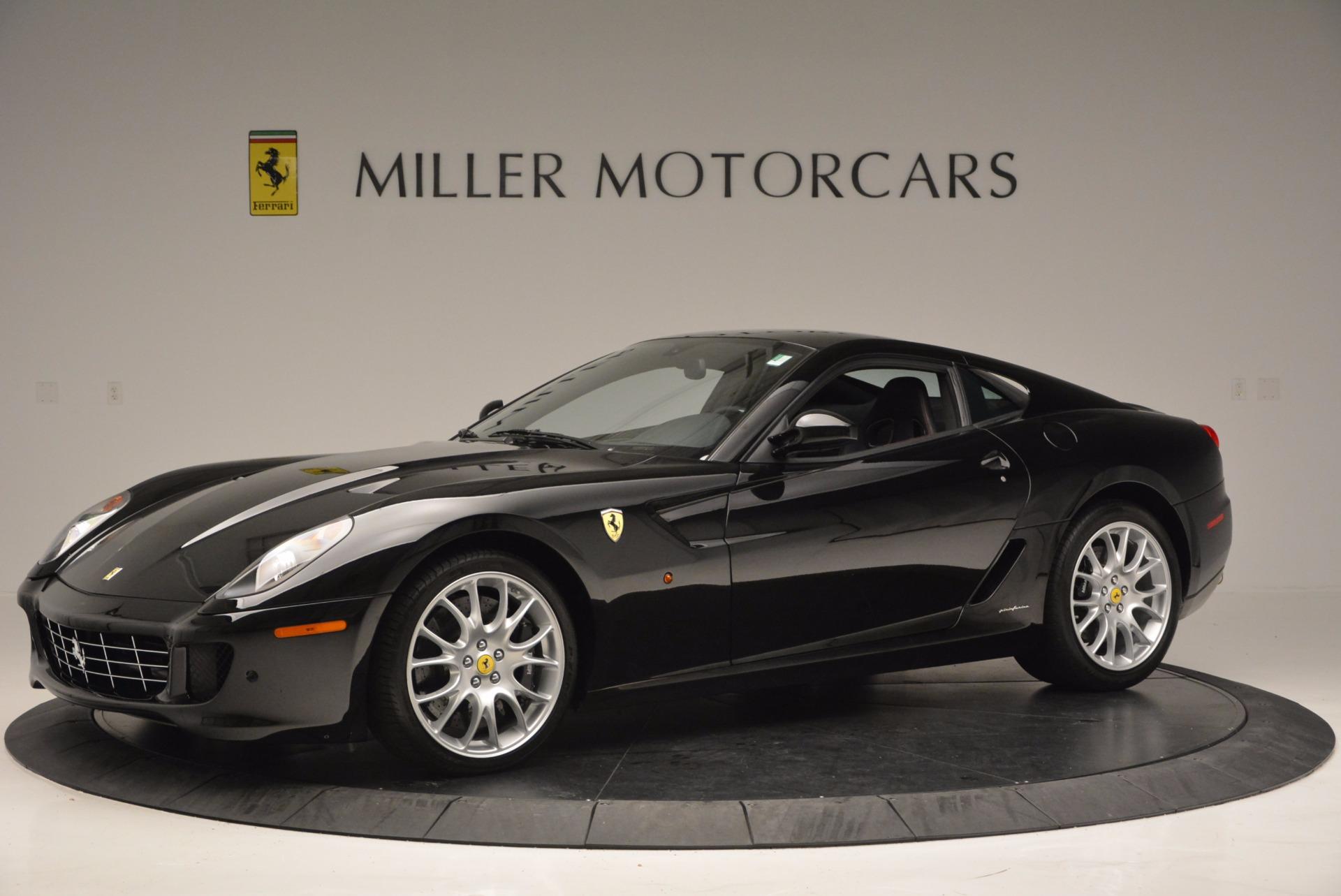 Used 2008 Ferrari 599 GTB Fiorano  For Sale In Greenwich, CT. Alfa Romeo of Greenwich, 4351 700_p2