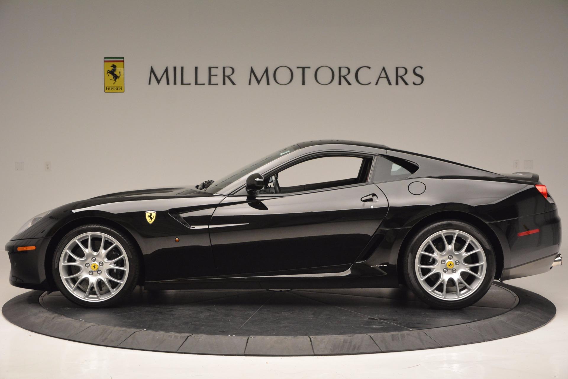 Used 2008 Ferrari 599 GTB Fiorano  For Sale In Greenwich, CT. Alfa Romeo of Greenwich, 4351 700_p3
