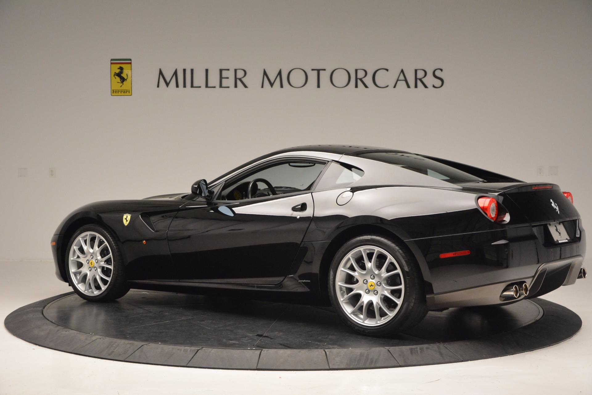 Used 2008 Ferrari 599 GTB Fiorano  For Sale In Greenwich, CT. Alfa Romeo of Greenwich, 4351 700_p4
