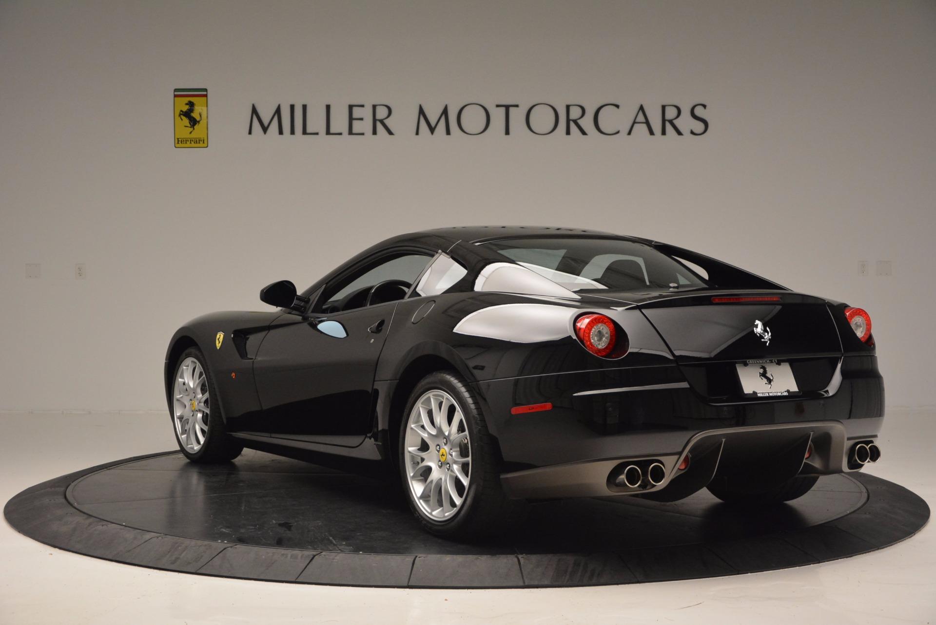 Used 2008 Ferrari 599 GTB Fiorano  For Sale In Greenwich, CT. Alfa Romeo of Greenwich, 4351 700_p5