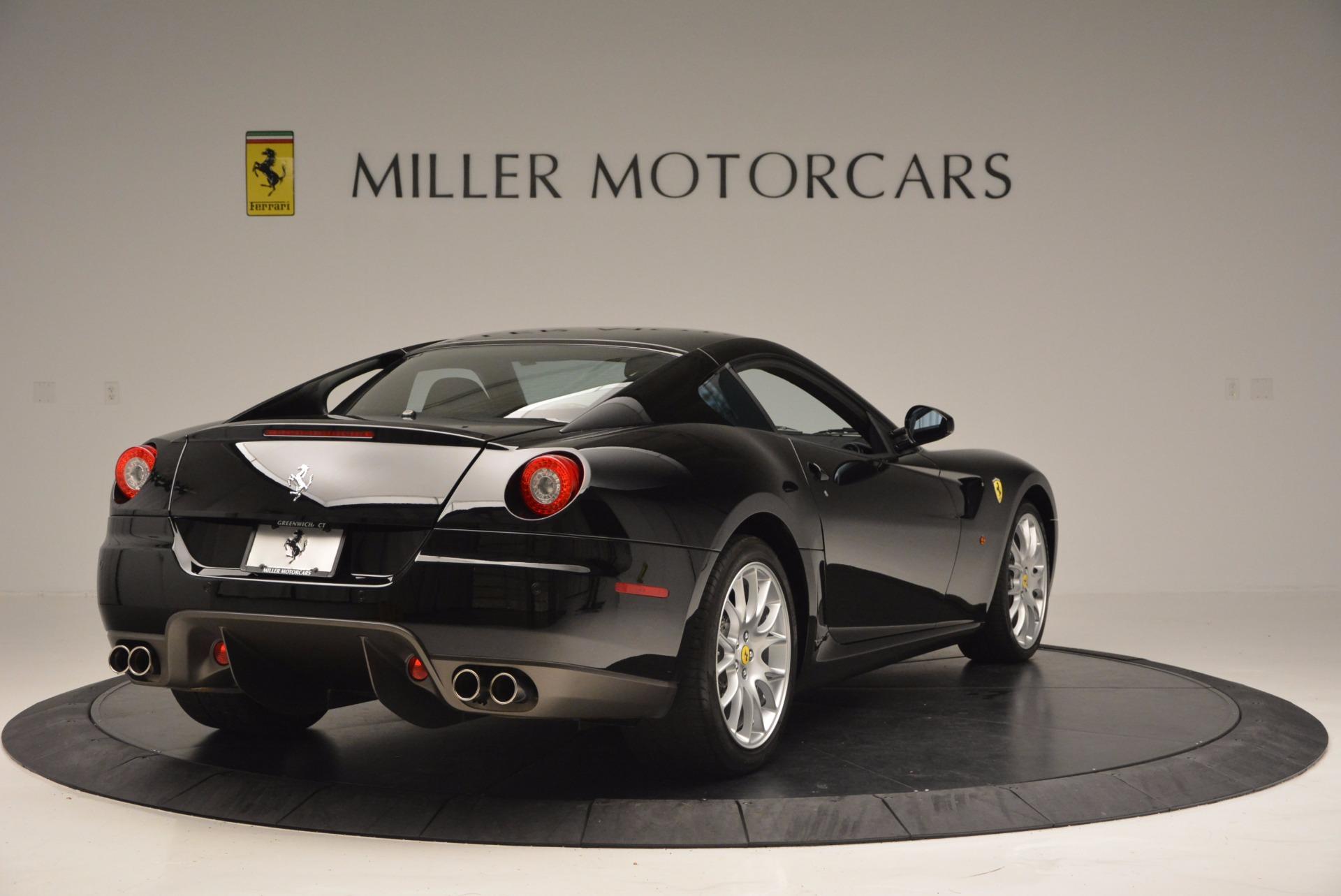Used 2008 Ferrari 599 GTB Fiorano  For Sale In Greenwich, CT. Alfa Romeo of Greenwich, 4351 700_p7