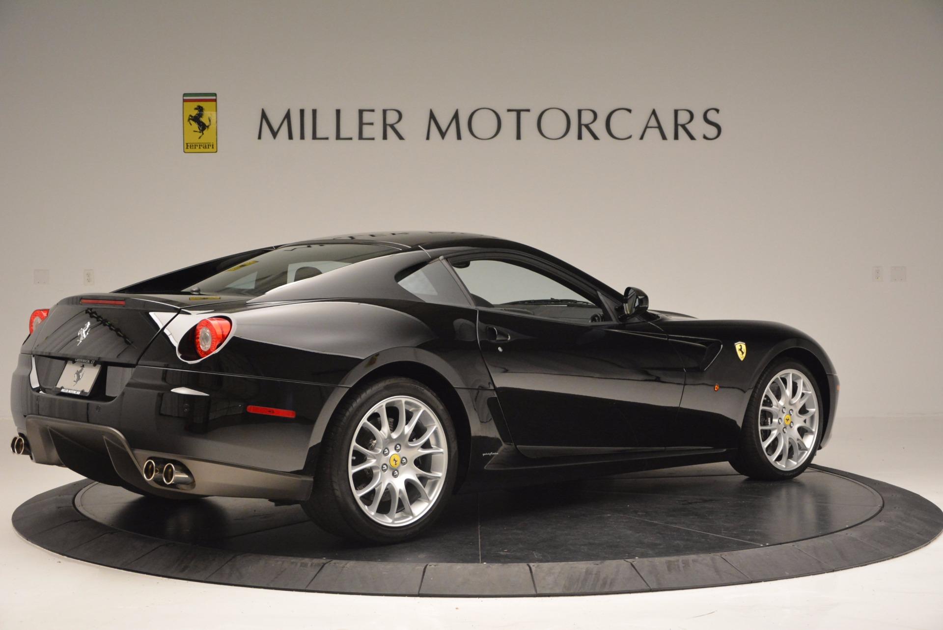 Used 2008 Ferrari 599 GTB Fiorano  For Sale In Greenwich, CT. Alfa Romeo of Greenwich, 4351 700_p8