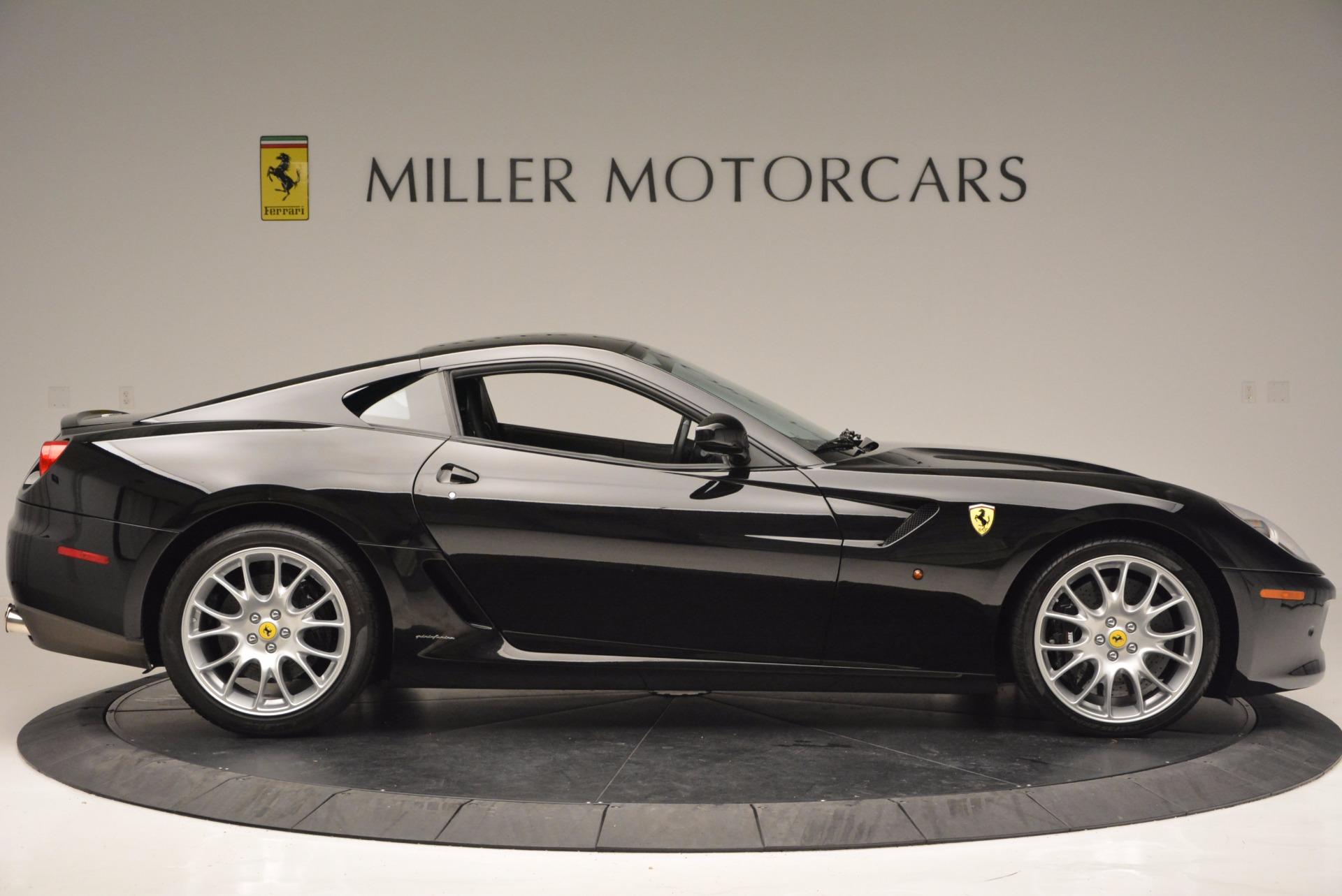 Used 2008 Ferrari 599 GTB Fiorano  For Sale In Greenwich, CT. Alfa Romeo of Greenwich, 4351 700_p9