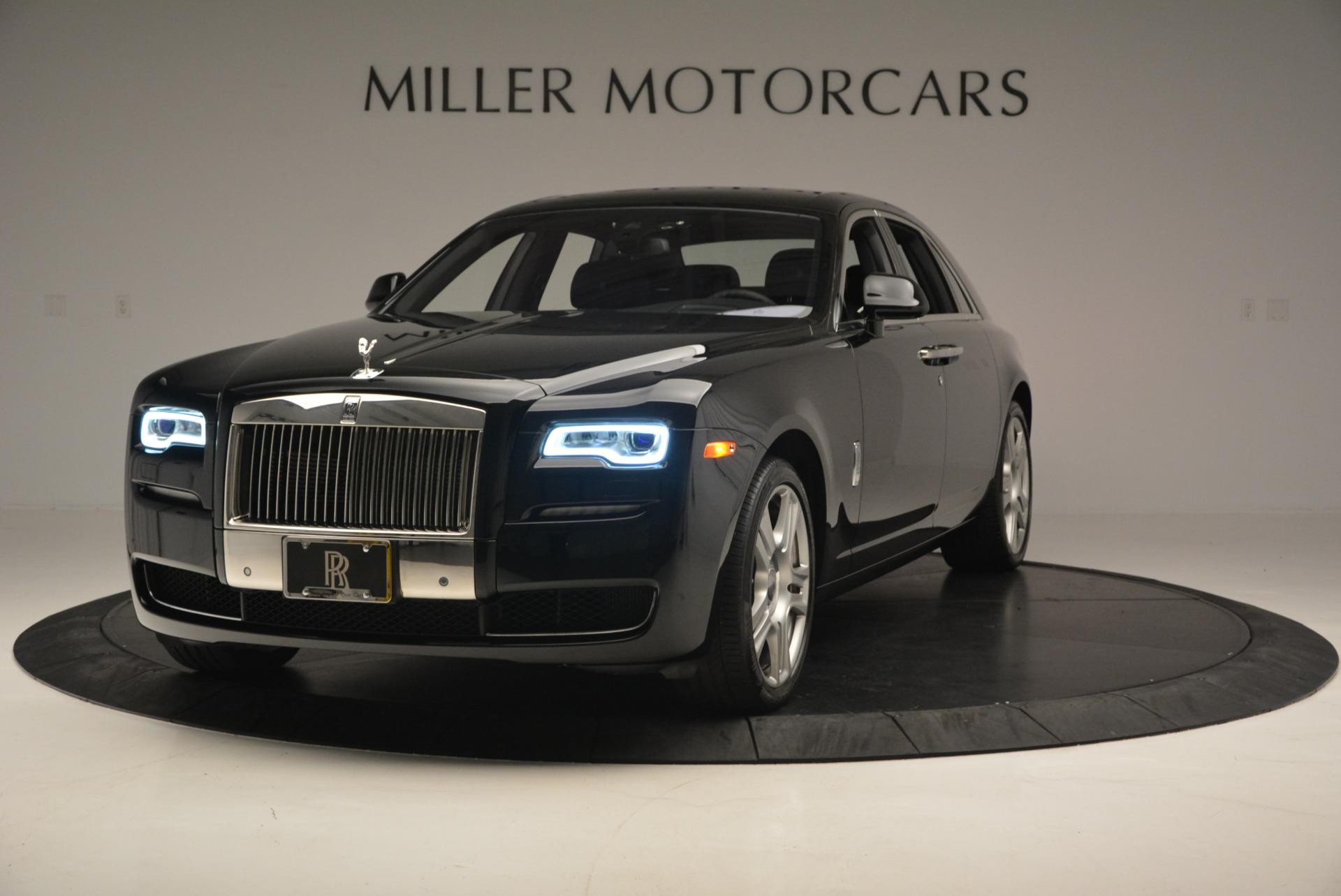 Used 2016 Rolls-Royce Ghost Series II  For Sale In Greenwich, CT. Alfa Romeo of Greenwich, R392 703_main