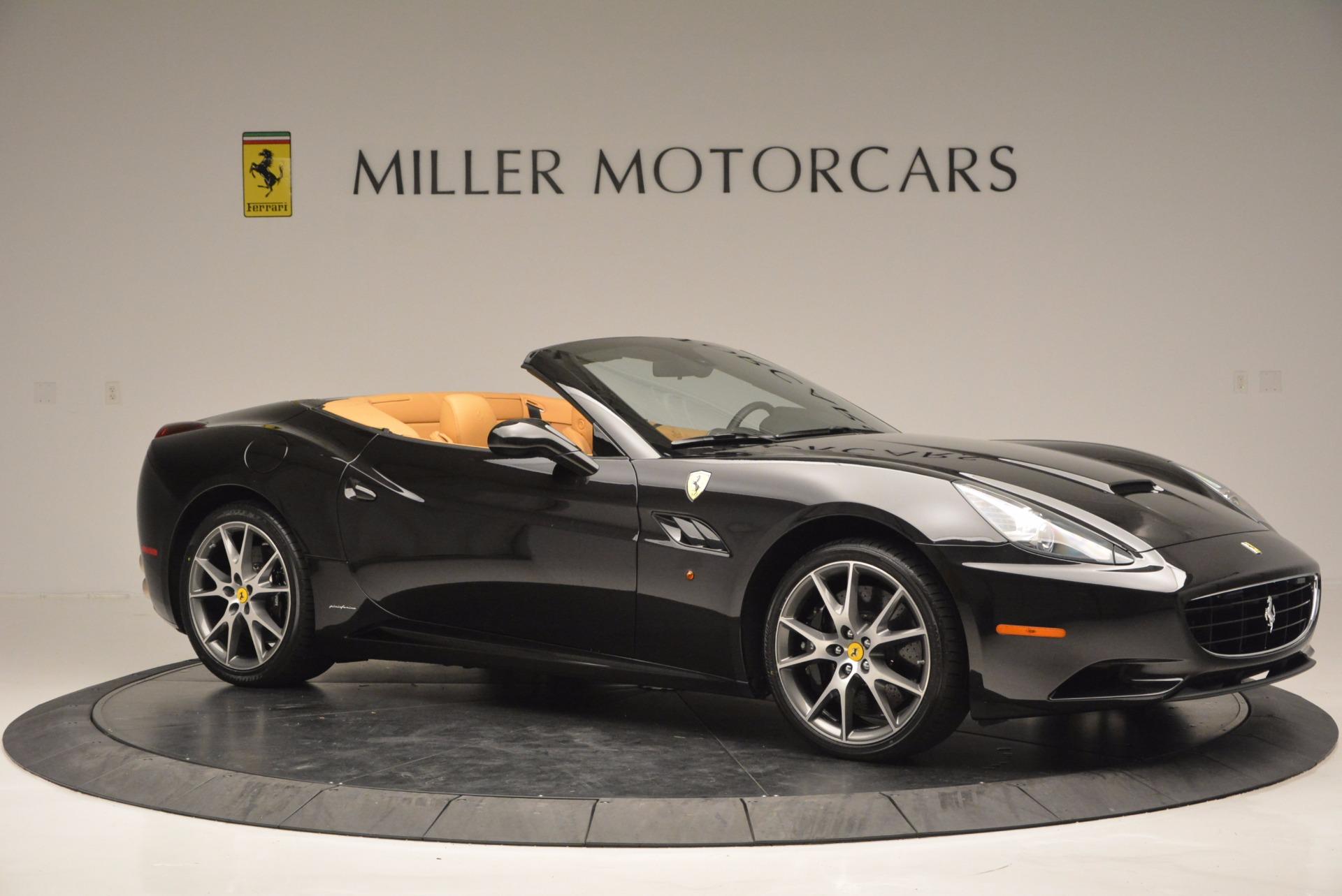 Used 2010 Ferrari California  For Sale In Greenwich, CT. Alfa Romeo of Greenwich, 4362 705_p10