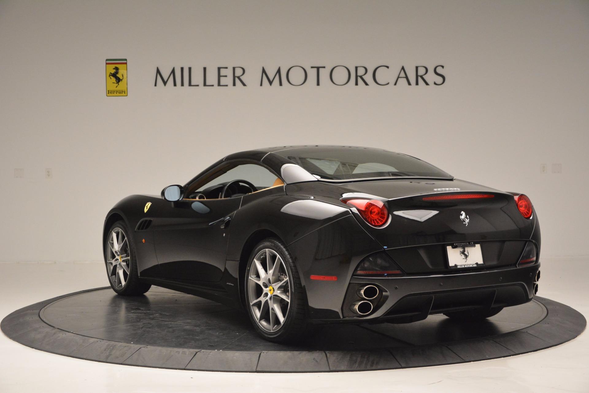 Used 2010 Ferrari California  For Sale In Greenwich, CT. Alfa Romeo of Greenwich, 4362 705_p17