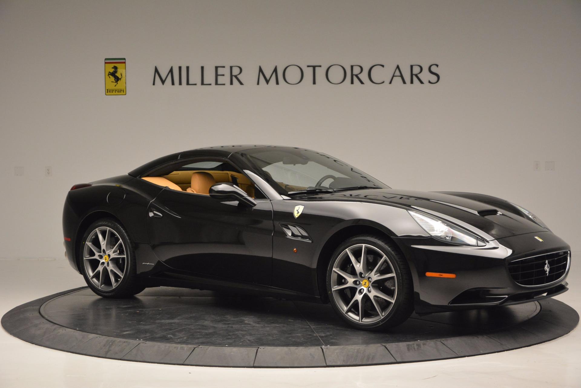 Used 2010 Ferrari California  For Sale In Greenwich, CT. Alfa Romeo of Greenwich, 4362 705_p22