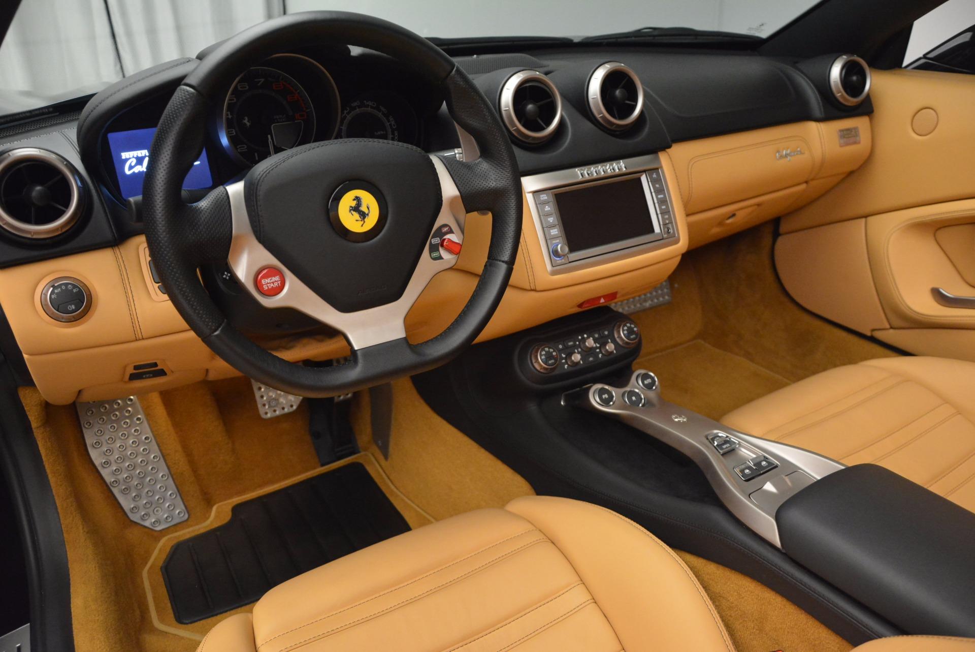 Used 2010 Ferrari California  For Sale In Greenwich, CT. Alfa Romeo of Greenwich, 4362 705_p25