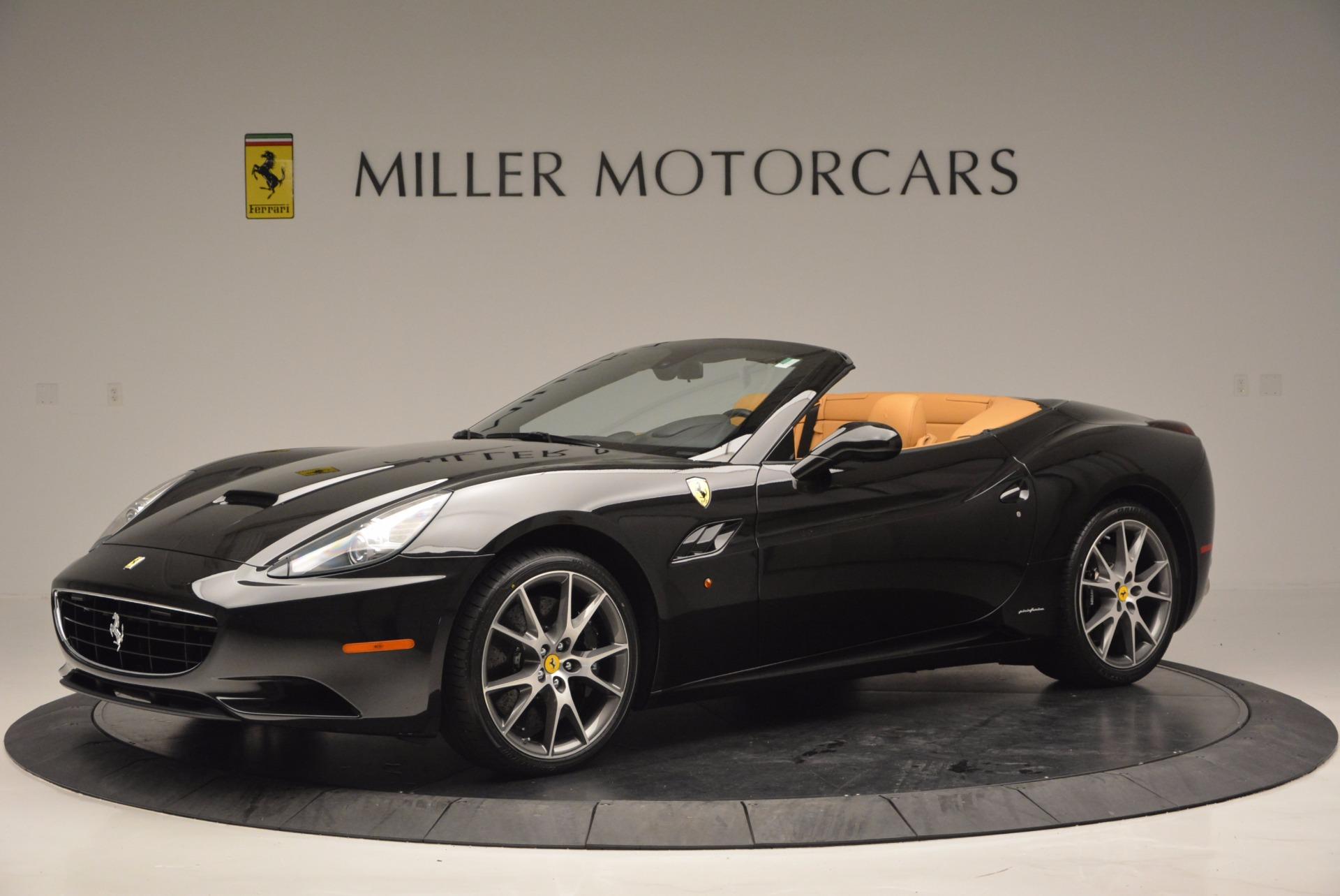 Used 2010 Ferrari California  For Sale In Greenwich, CT. Alfa Romeo of Greenwich, 4362 705_p2