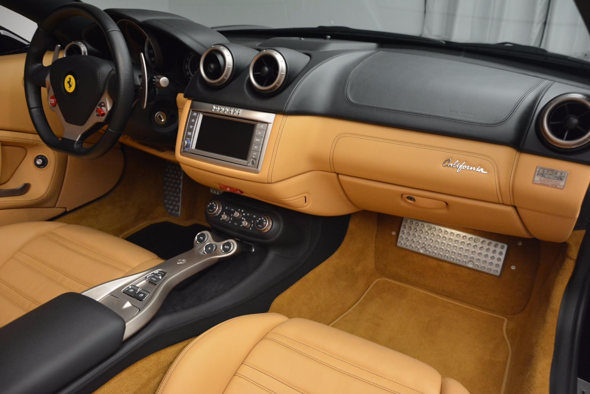 Used 2010 Ferrari California  For Sale In Greenwich, CT. Alfa Romeo of Greenwich, 4362 705_p30