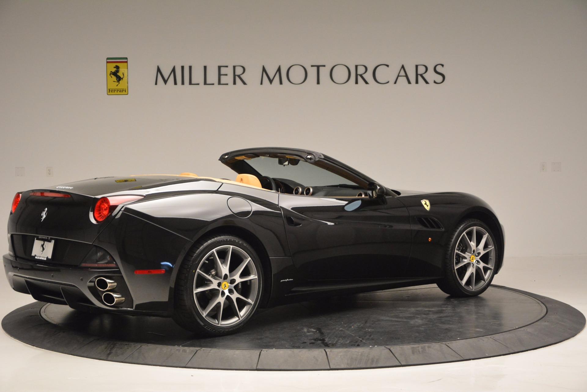 Used 2010 Ferrari California  For Sale In Greenwich, CT. Alfa Romeo of Greenwich, 4362 705_p8