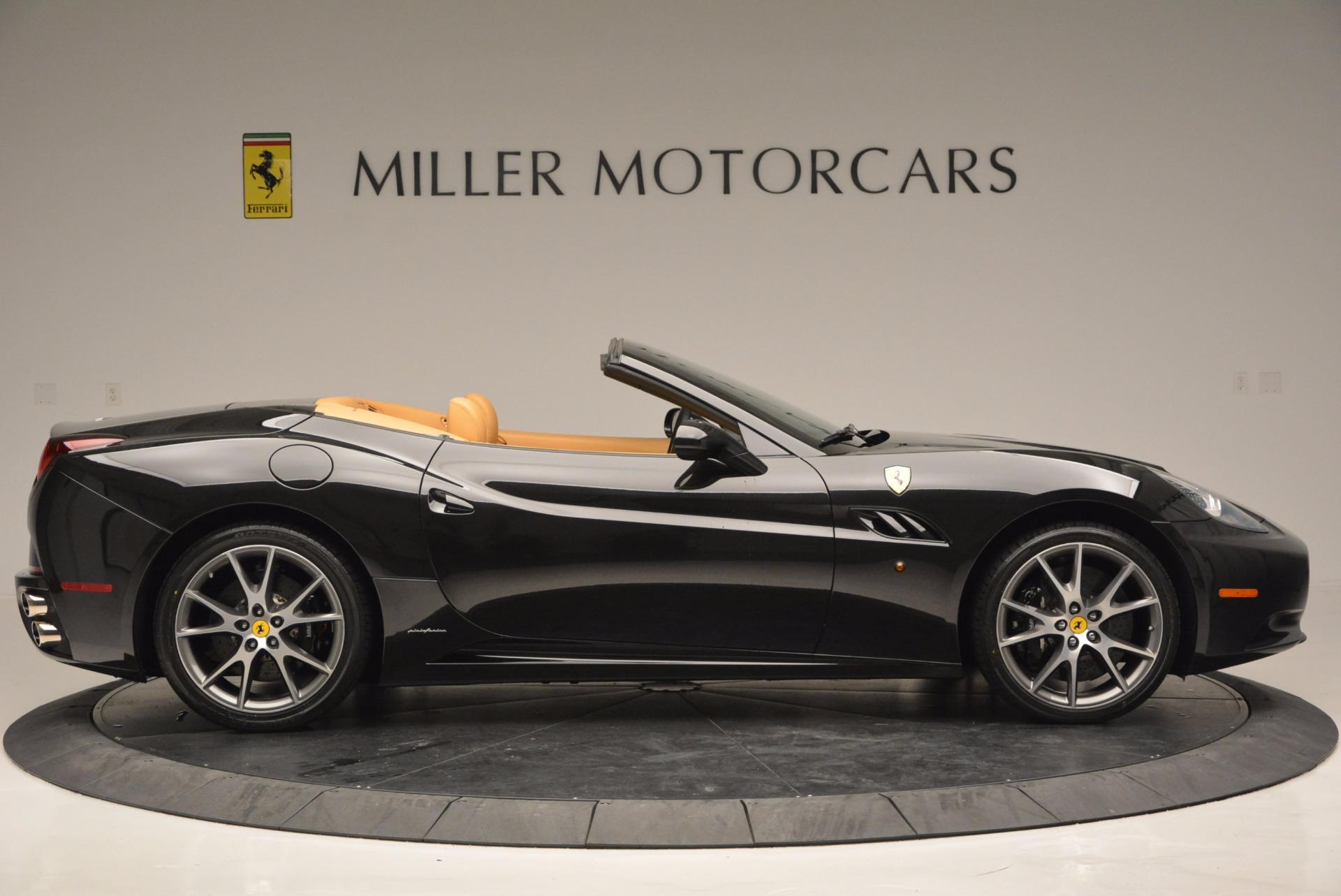 Used 2010 Ferrari California  For Sale In Greenwich, CT. Alfa Romeo of Greenwich, 4362 705_p9
