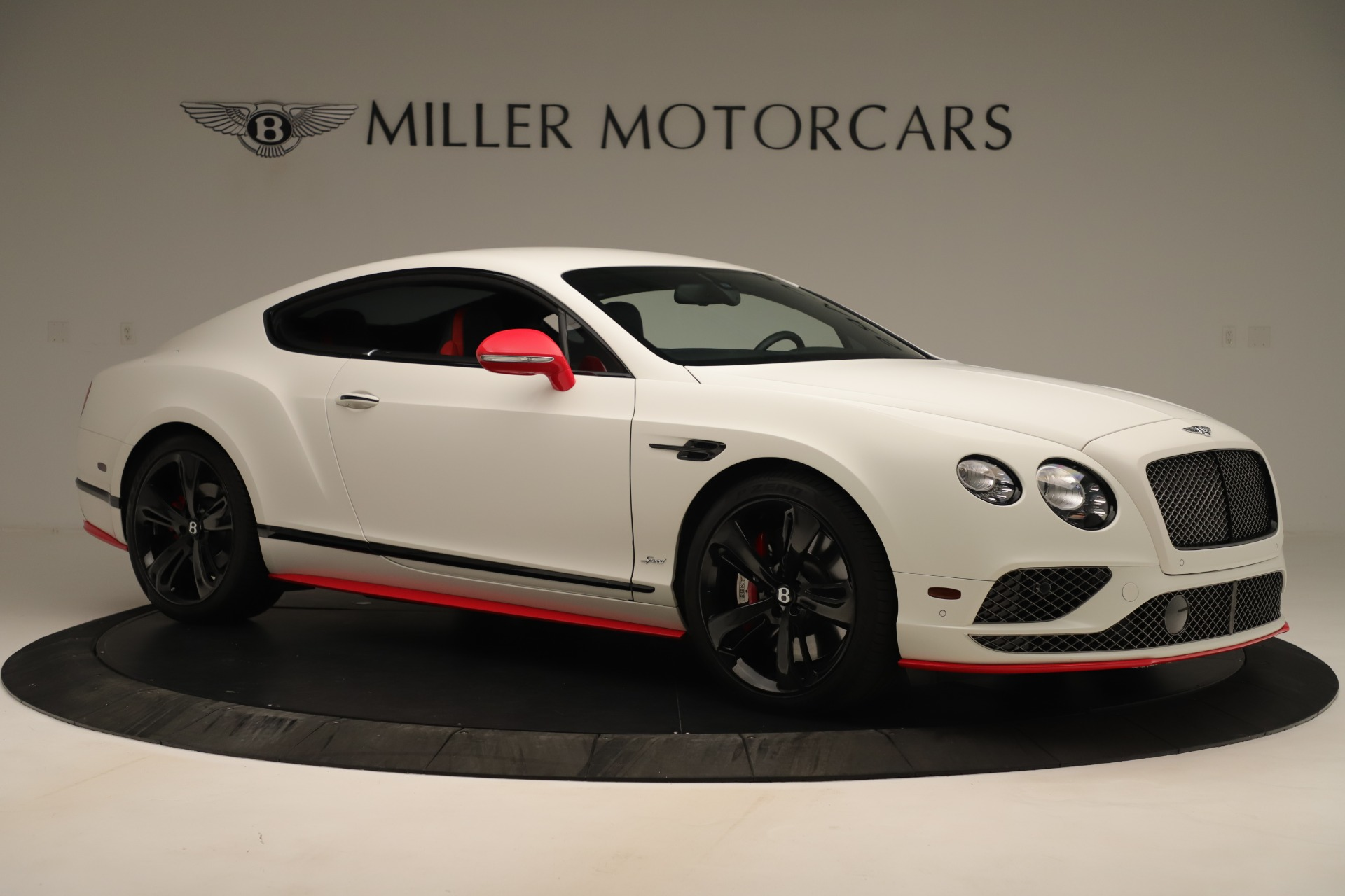 Used 2017 Bentley Continental GT Speed For Sale In Greenwich, CT. Alfa Romeo of Greenwich, 7620 706_p10