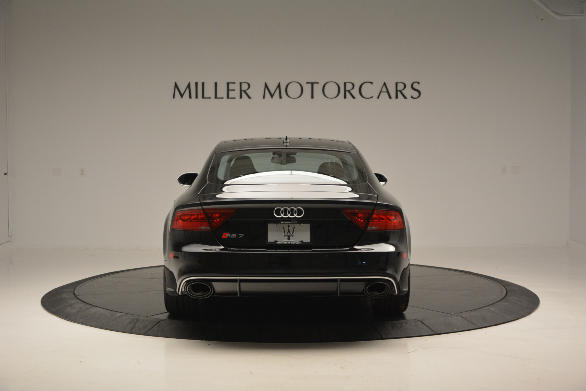 Used 2014 Audi RS 7 4.0T quattro Prestige For Sale In Greenwich, CT. Alfa Romeo of Greenwich, W316A 707_p6