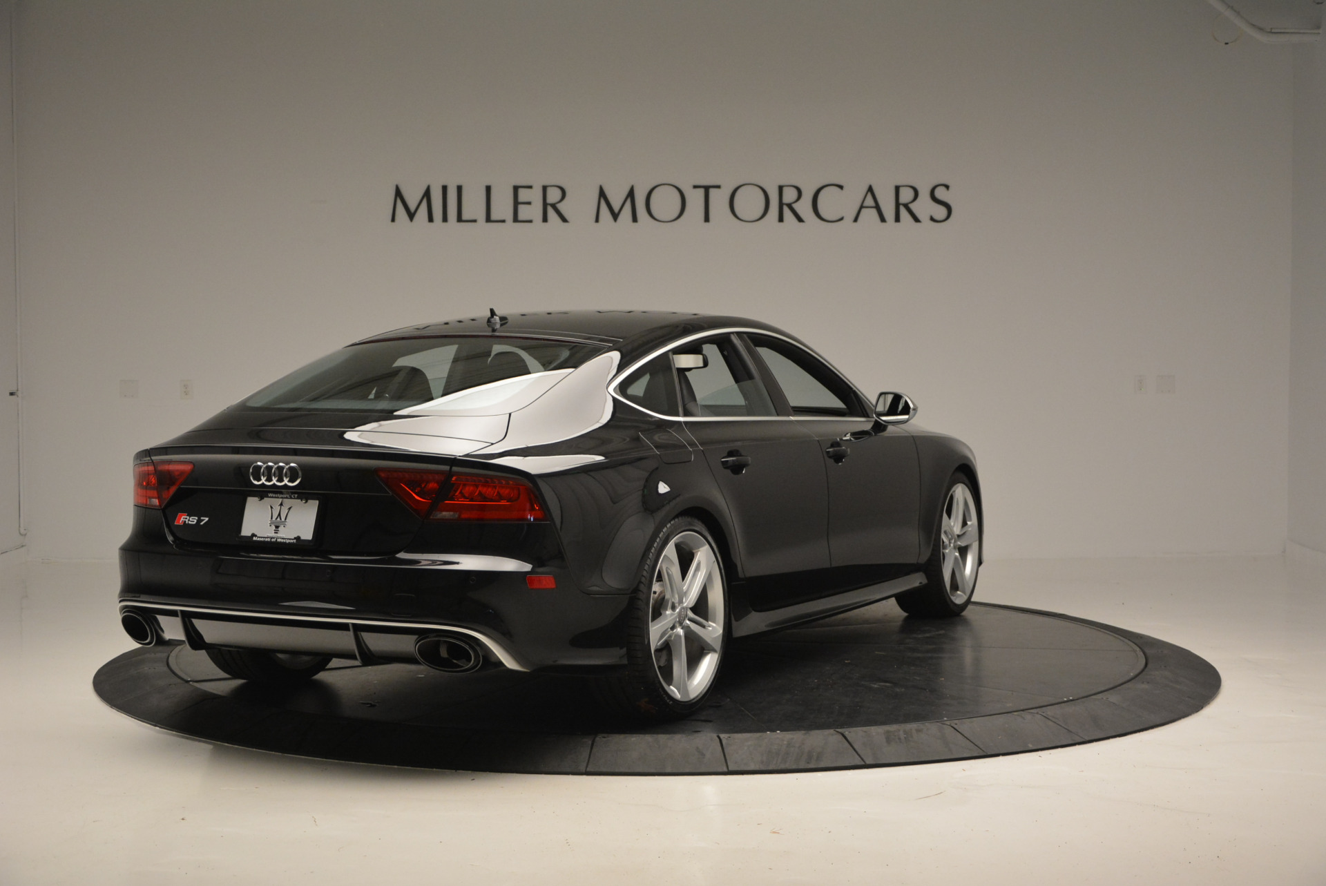 Used 2014 Audi RS 7 4.0T quattro Prestige For Sale In Greenwich, CT. Alfa Romeo of Greenwich, W316A 707_p7