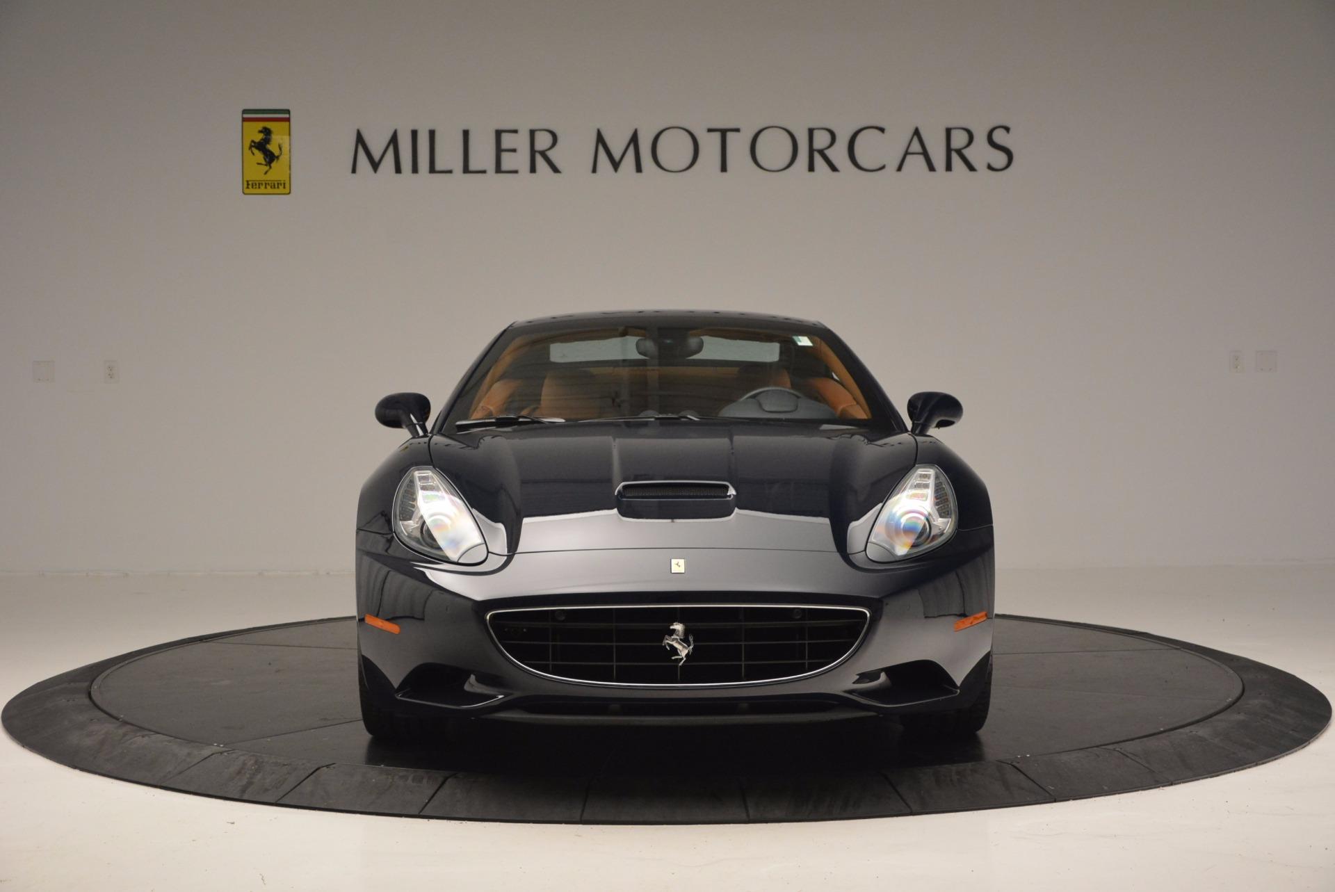 Used 2013 Ferrari California 30 For Sale In Greenwich, CT. Alfa Romeo of Greenwich, 4354A 708_p24