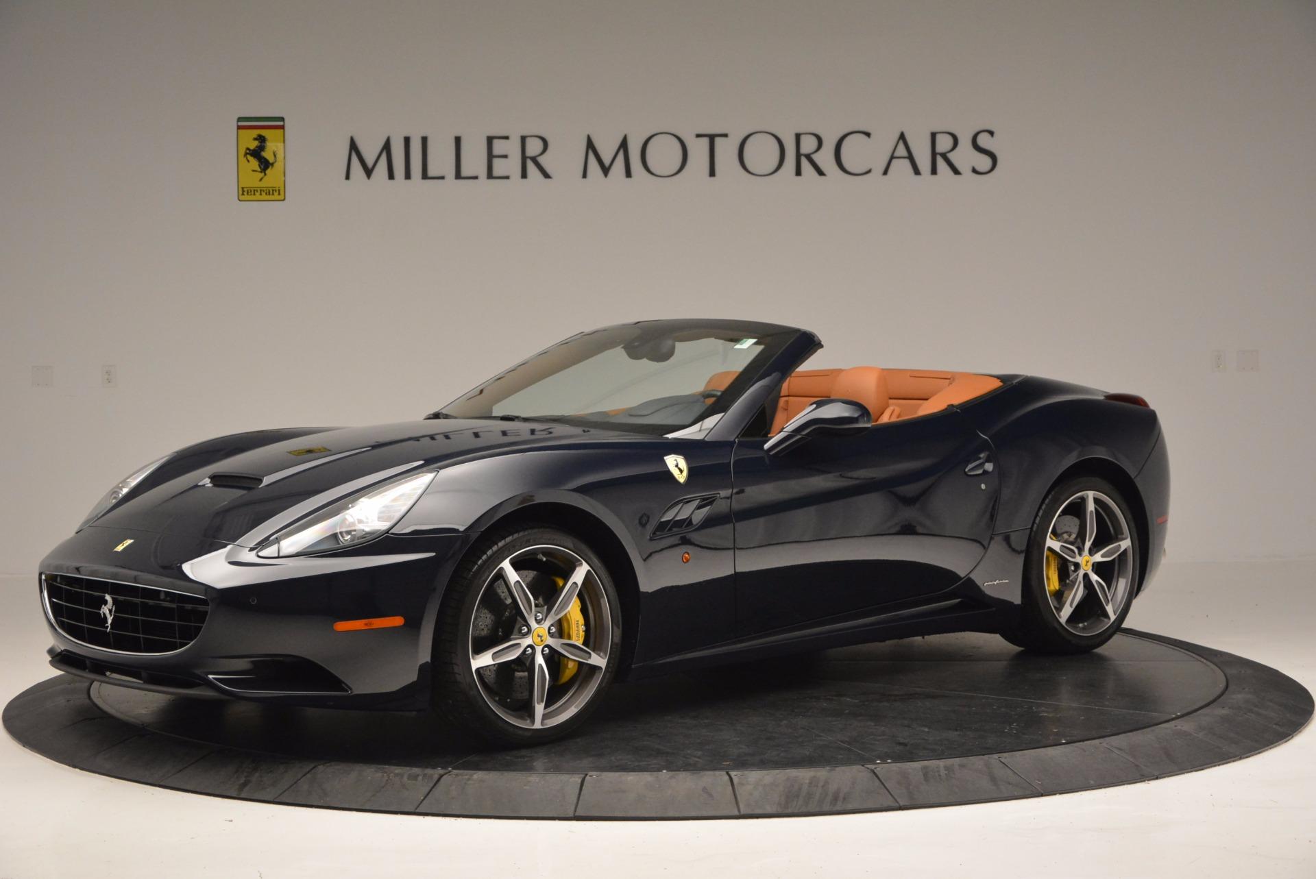 Used 2013 Ferrari California 30 For Sale In Greenwich, CT. Alfa Romeo of Greenwich, 4354A 708_p2