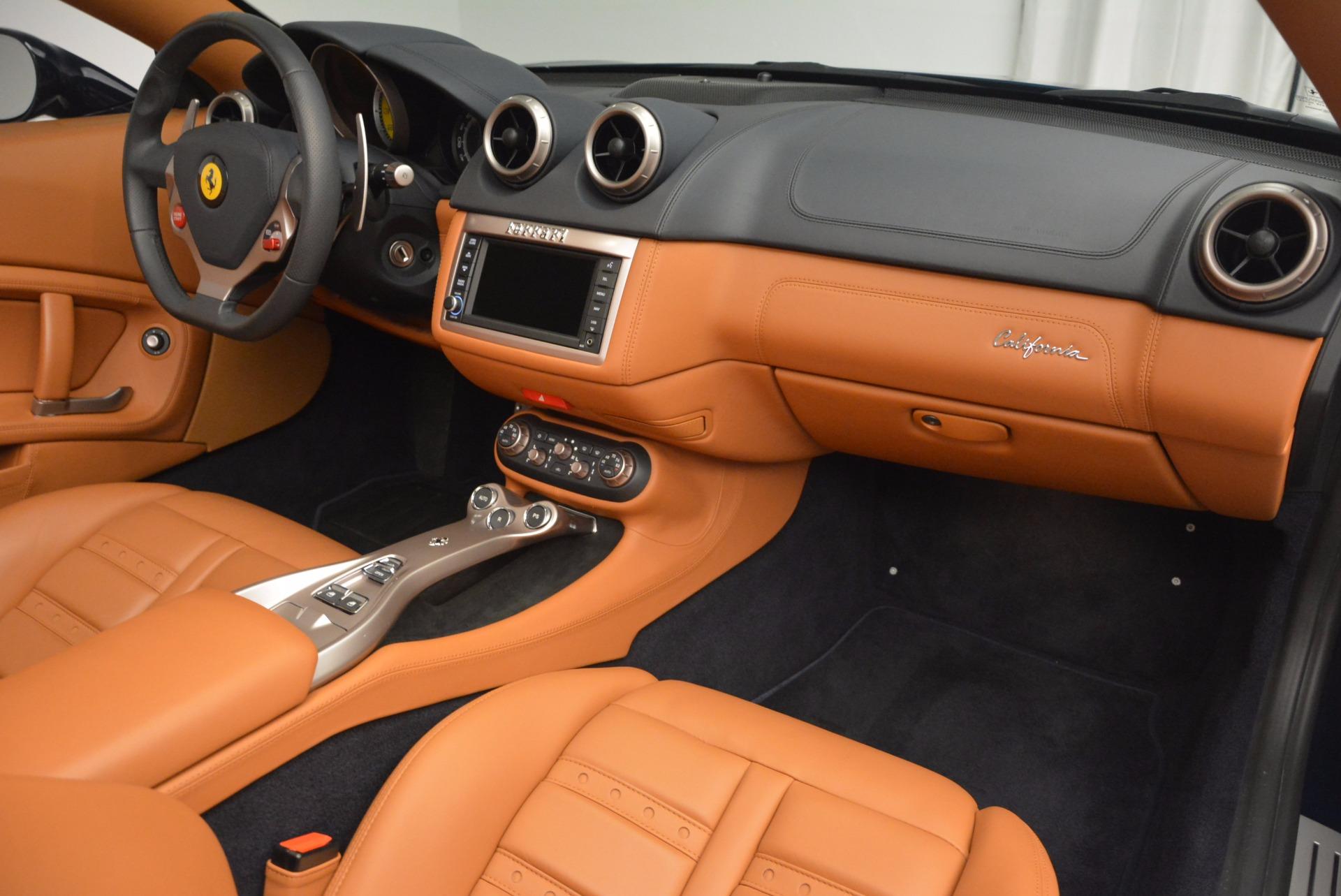 Used 2013 Ferrari California 30 For Sale In Greenwich, CT. Alfa Romeo of Greenwich, 4354A 708_p30