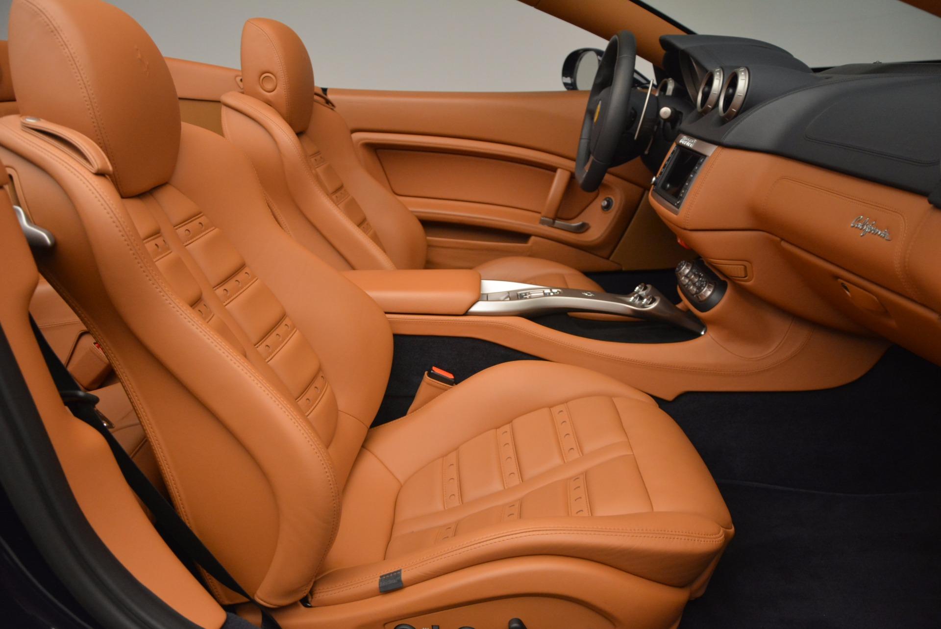 Used 2013 Ferrari California 30 For Sale In Greenwich, CT. Alfa Romeo of Greenwich, 4354A 708_p31