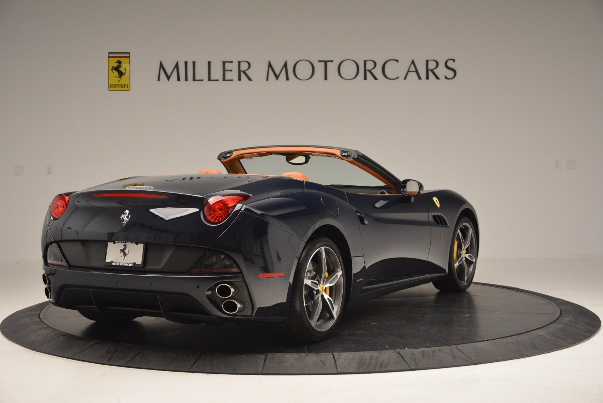 Used 2013 Ferrari California 30 For Sale In Greenwich, CT. Alfa Romeo of Greenwich, 4354A 708_p7