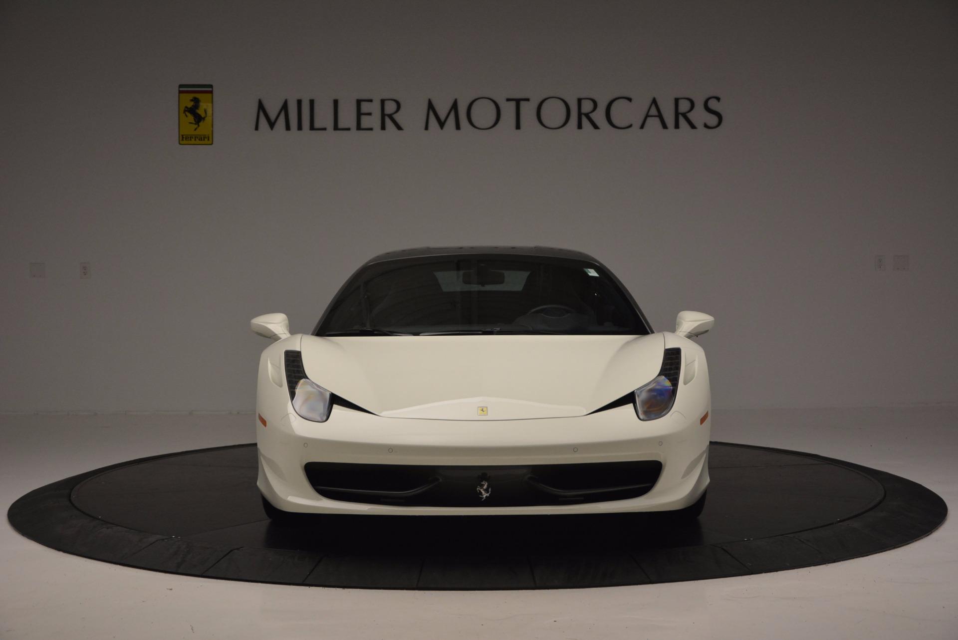 Used 2012 Ferrari 458 Italia  For Sale In Greenwich, CT. Alfa Romeo of Greenwich, 4361 709_p12
