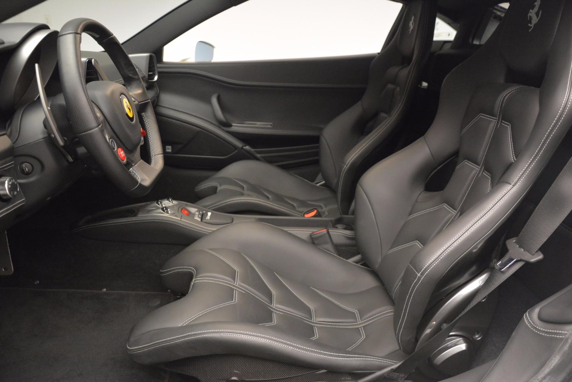 Used 2012 Ferrari 458 Italia  For Sale In Greenwich, CT. Alfa Romeo of Greenwich, 4361 709_p14