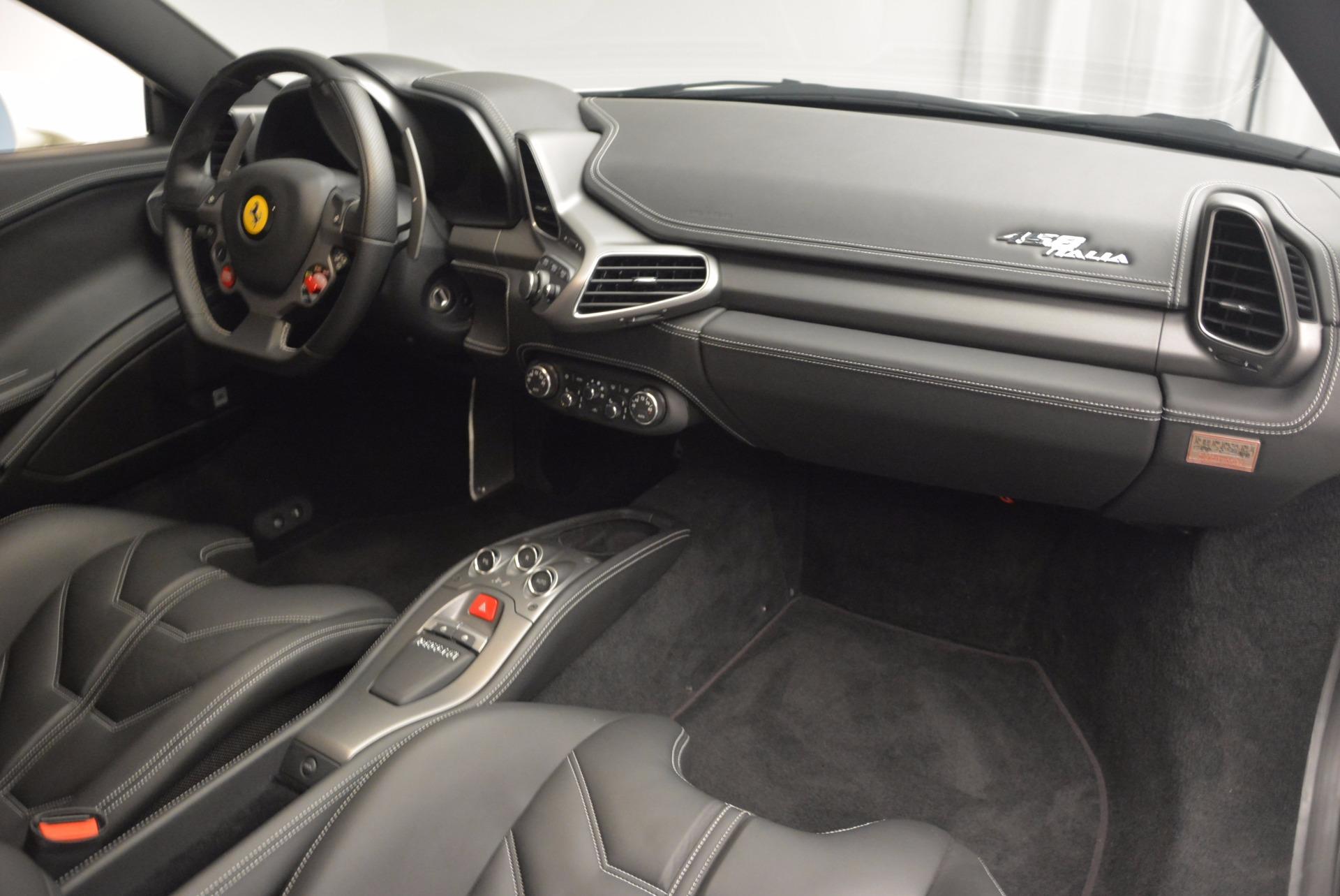 Used 2012 Ferrari 458 Italia  For Sale In Greenwich, CT. Alfa Romeo of Greenwich, 4361 709_p17