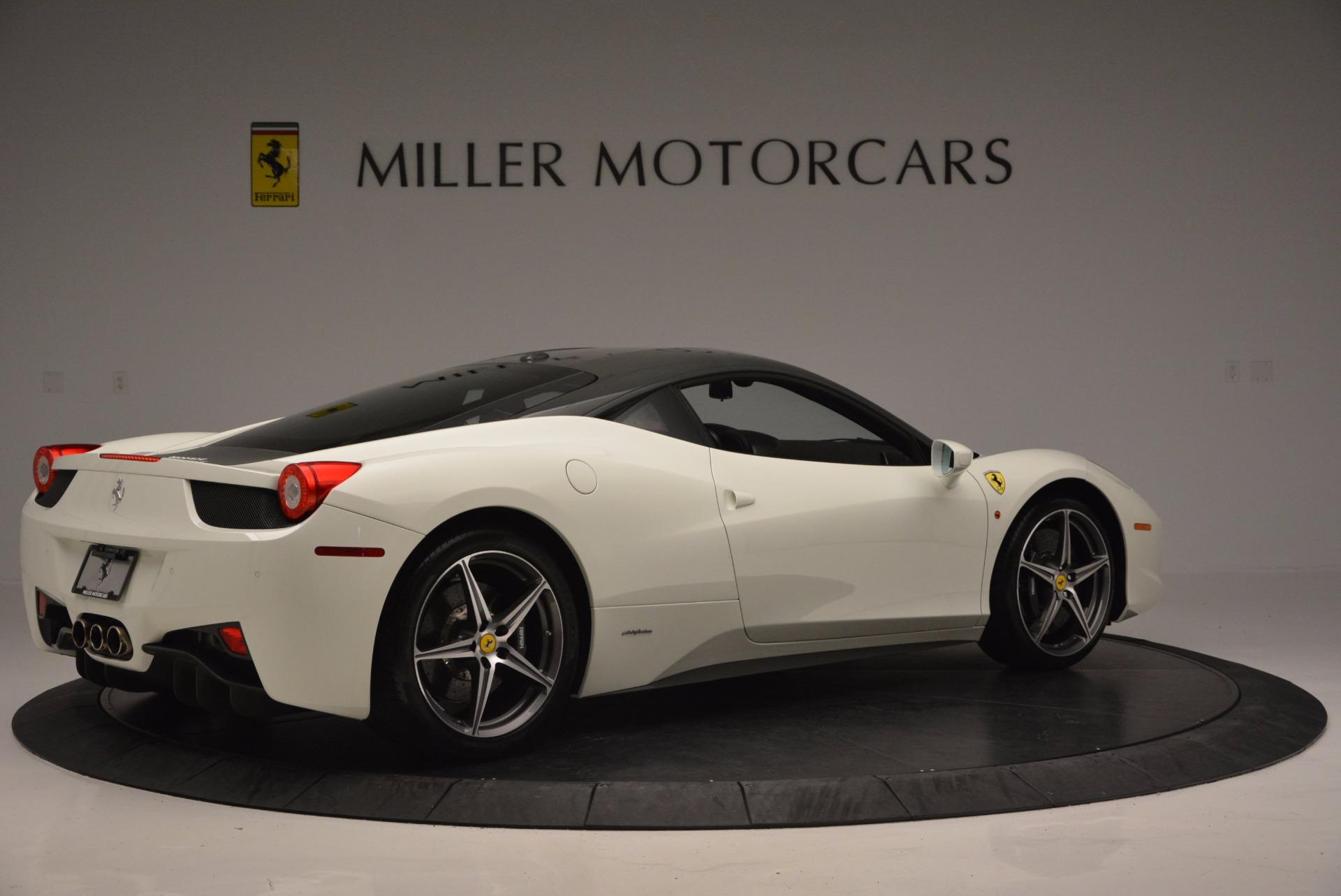 Used 2012 Ferrari 458 Italia  For Sale In Greenwich, CT. Alfa Romeo of Greenwich, 4361 709_p8