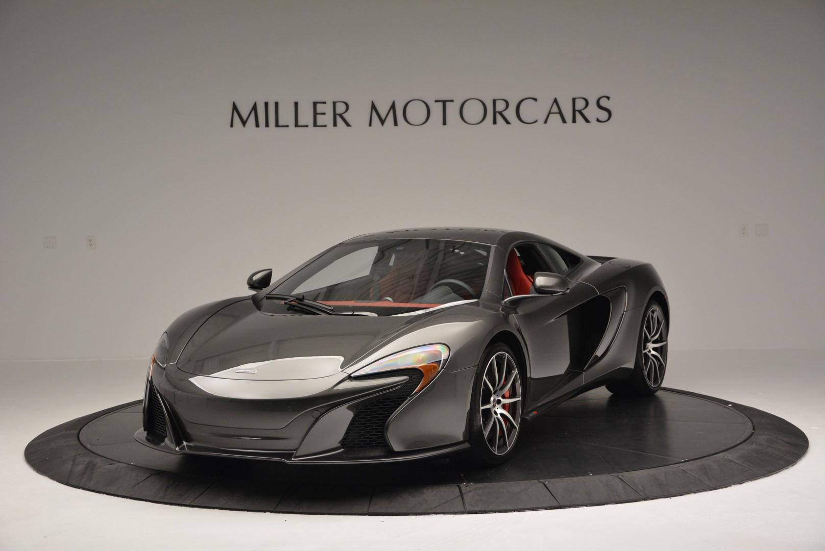 Used 2015 McLaren 650S  For Sale In Greenwich, CT. Alfa Romeo of Greenwich, 3076 71_main
