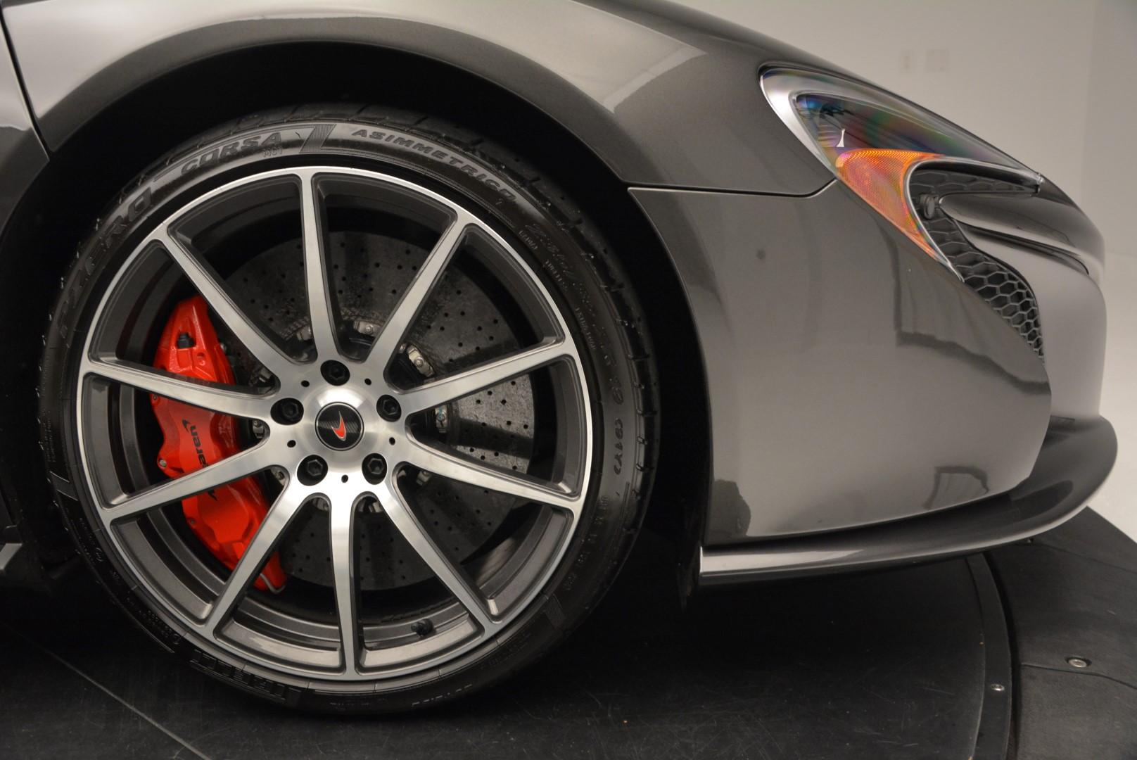 Used 2015 McLaren 650S  For Sale In Greenwich, CT. Alfa Romeo of Greenwich, 3076 71_p21