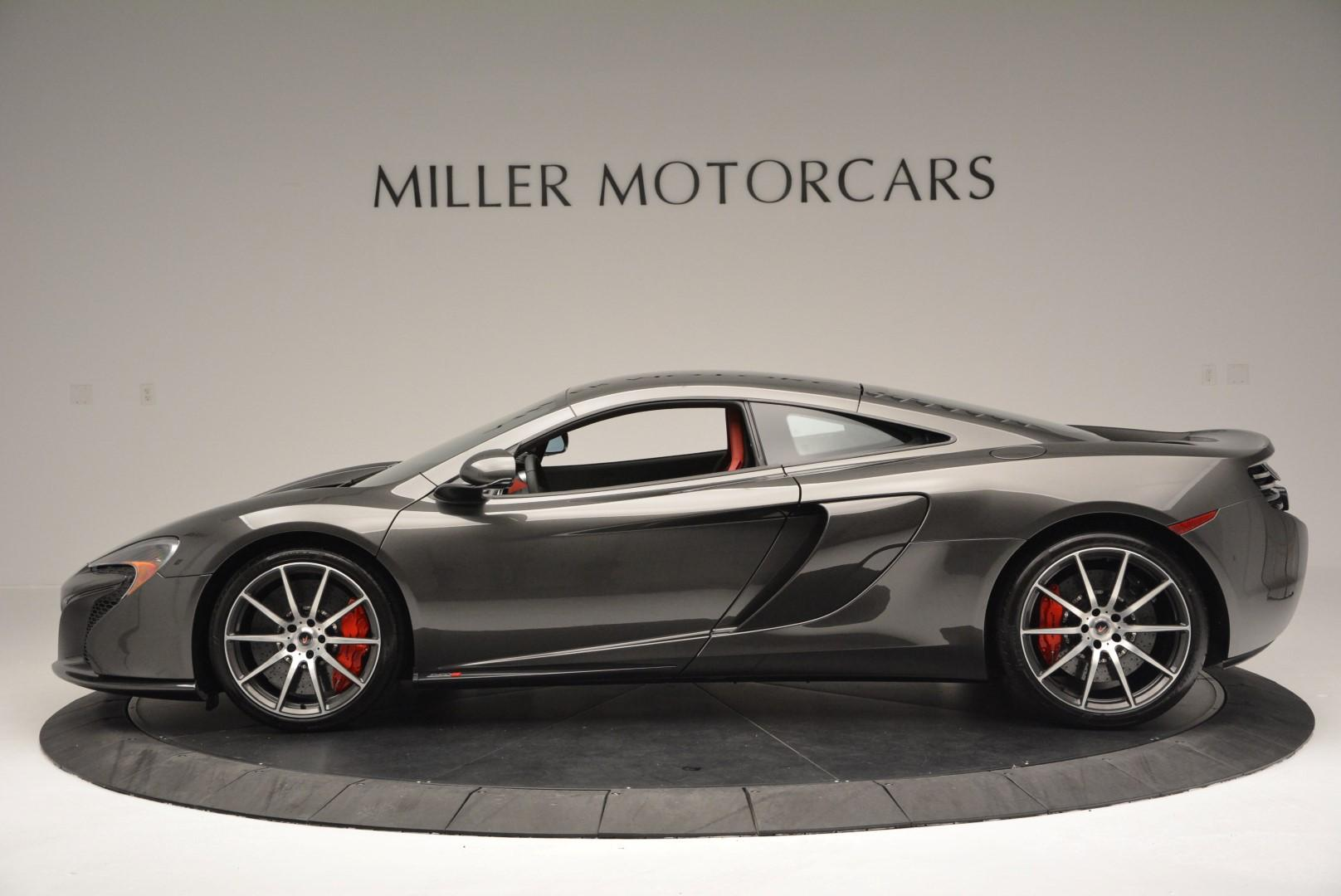 Used 2015 McLaren 650S  For Sale In Greenwich, CT. Alfa Romeo of Greenwich, 3076 71_p3