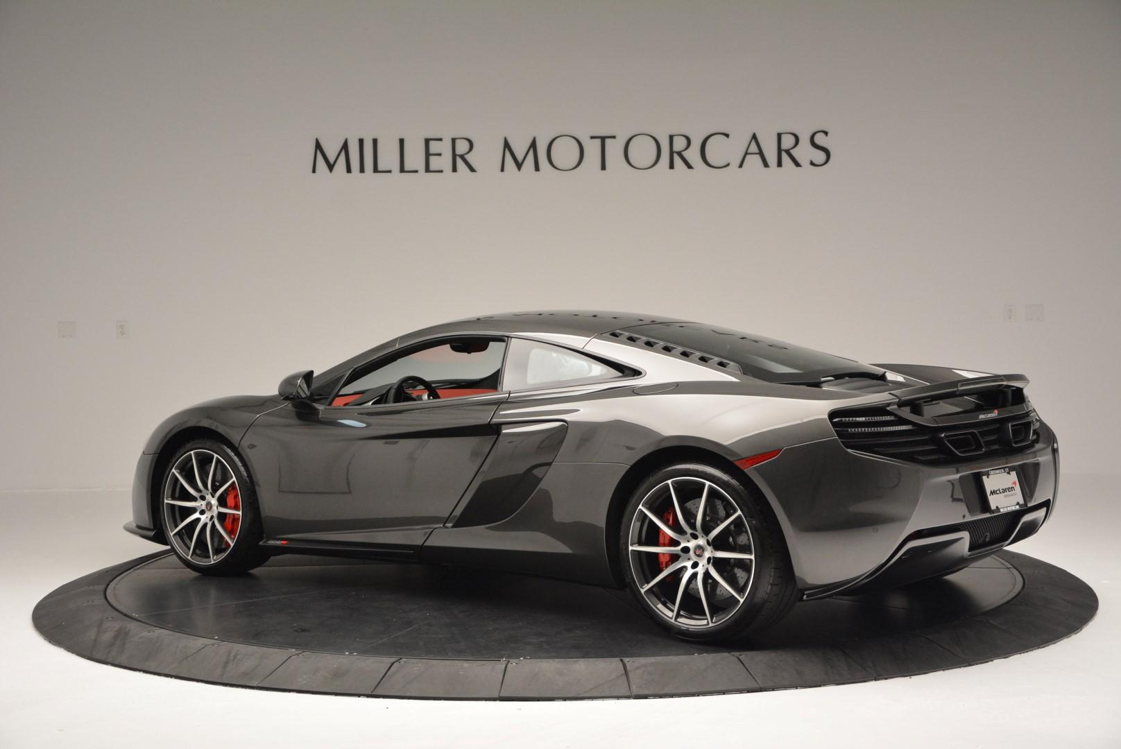 Used 2015 McLaren 650S  For Sale In Greenwich, CT. Alfa Romeo of Greenwich, 3076 71_p4