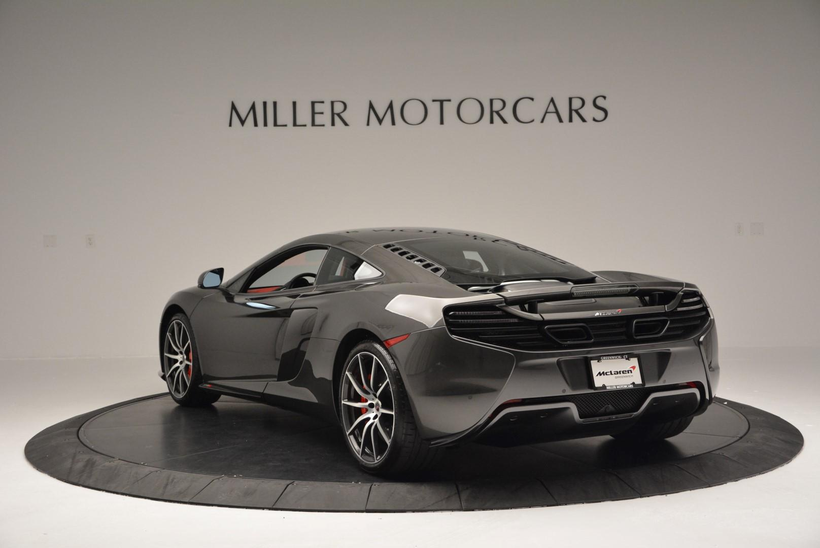 Used 2015 McLaren 650S  For Sale In Greenwich, CT. Alfa Romeo of Greenwich, 3076 71_p5