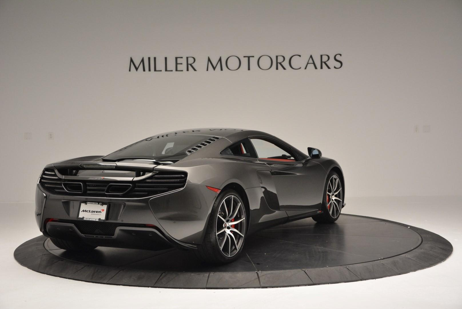 Used 2015 McLaren 650S  For Sale In Greenwich, CT. Alfa Romeo of Greenwich, 3076 71_p7