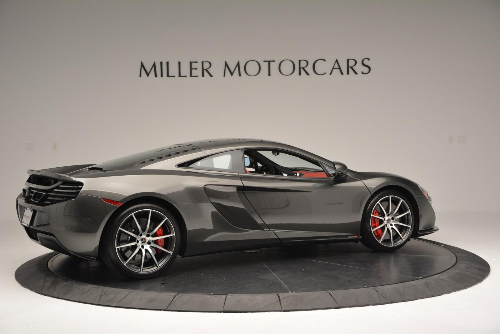 Used 2015 McLaren 650S  For Sale In Greenwich, CT. Alfa Romeo of Greenwich, 3076 71_p8
