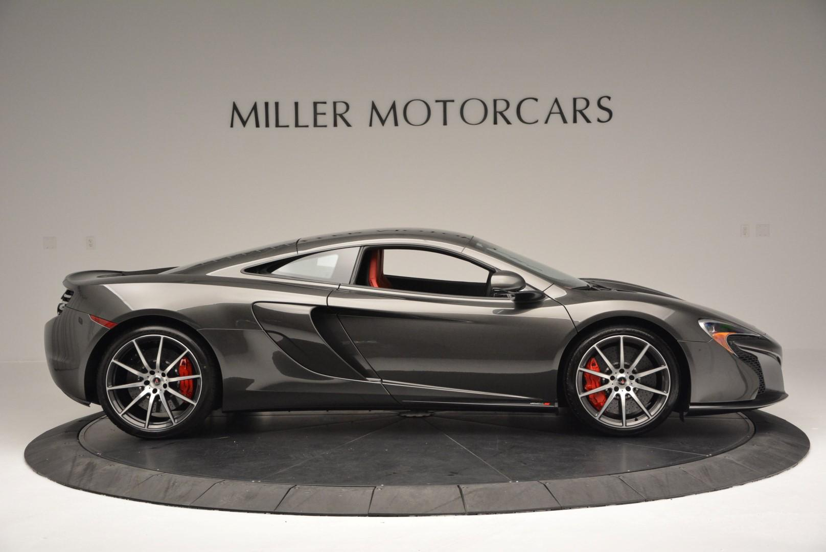 Used 2015 McLaren 650S  For Sale In Greenwich, CT. Alfa Romeo of Greenwich, 3076 71_p9