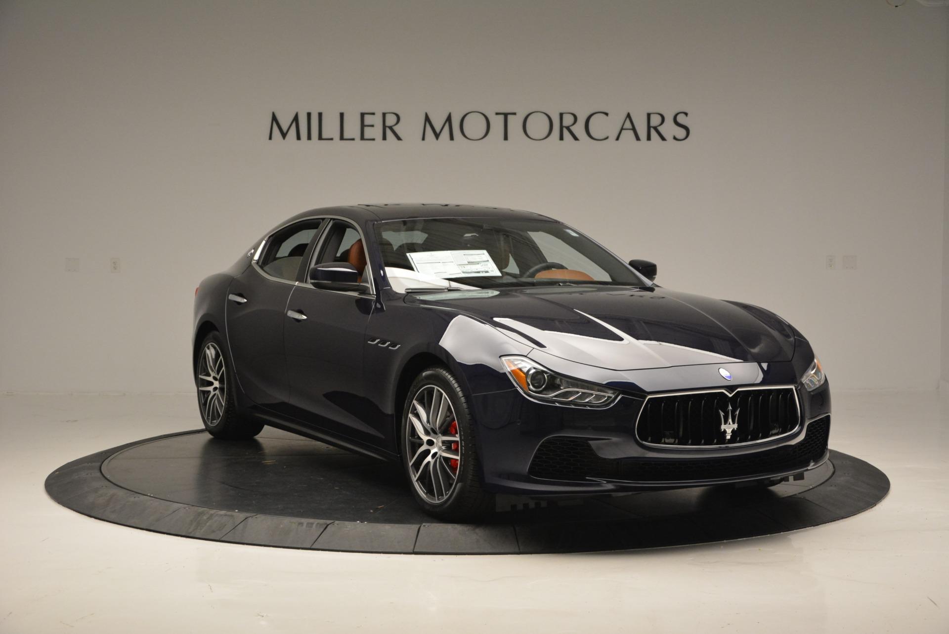 New 2017 Maserati Ghibli S Q4 For Sale In Greenwich, CT. Alfa Romeo of Greenwich, M1728 711_p11