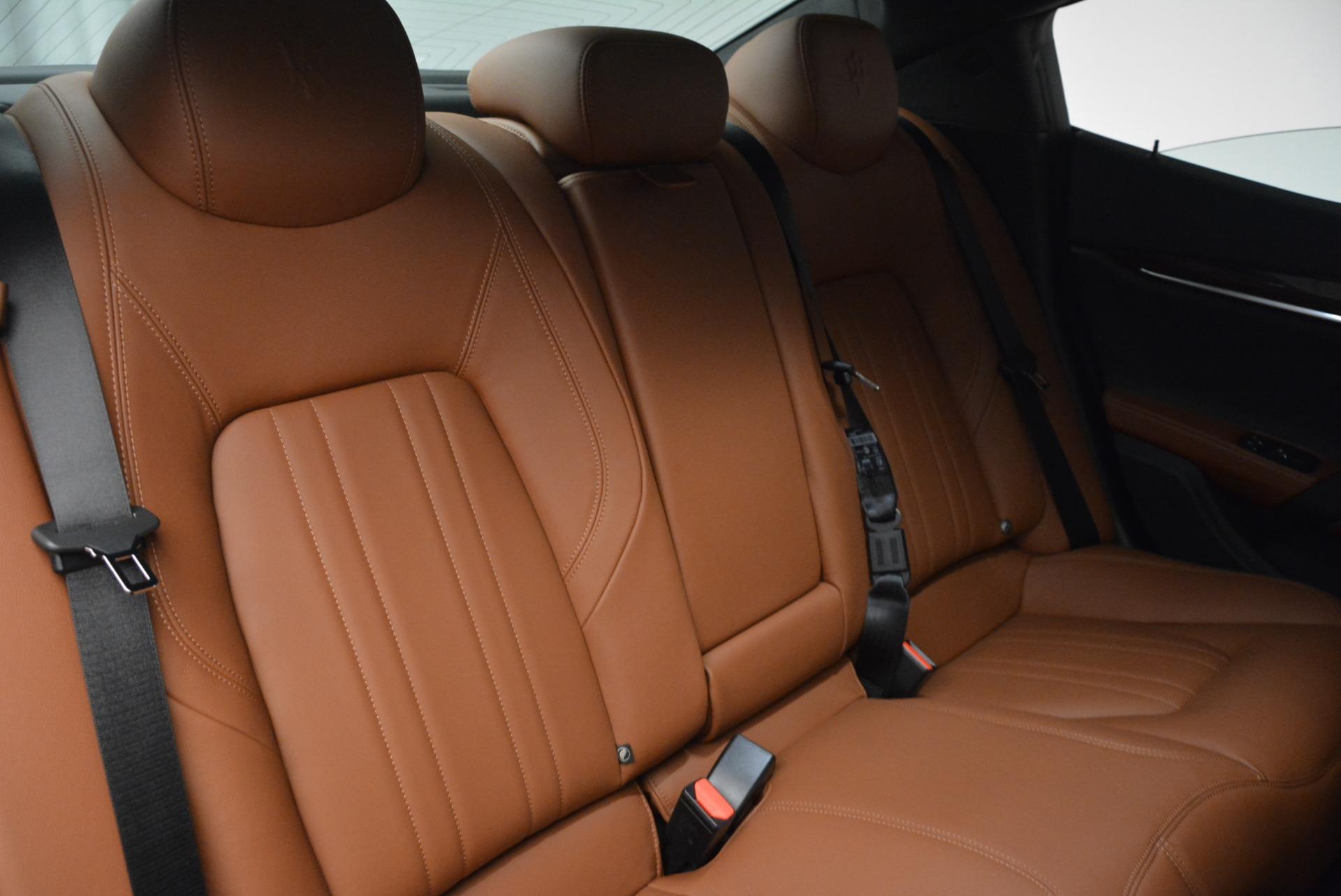 New 2017 Maserati Ghibli S Q4 For Sale In Greenwich, CT. Alfa Romeo of Greenwich, M1728 711_p24