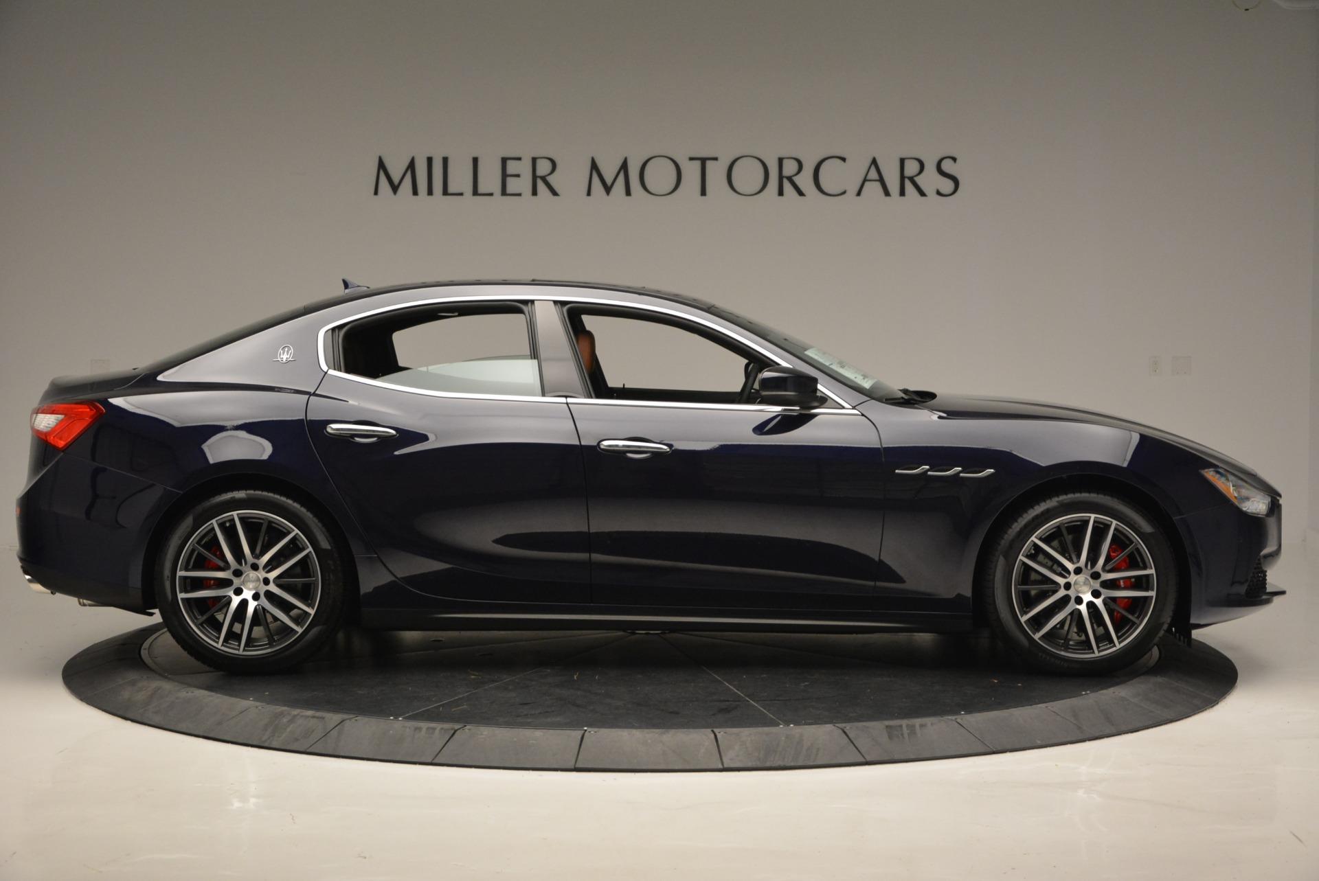 New 2017 Maserati Ghibli S Q4 For Sale In Greenwich, CT. Alfa Romeo of Greenwich, M1728 711_p9