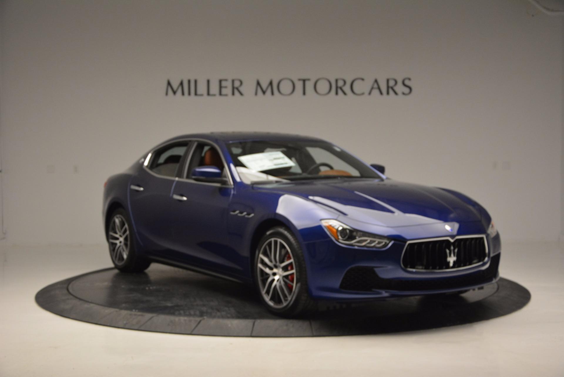 New 2017 Maserati Ghibli S Q4 For Sale In Greenwich, CT. Alfa Romeo of Greenwich, M1730 712_p11