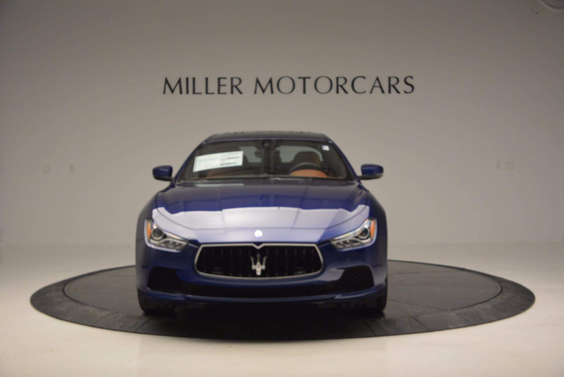New 2017 Maserati Ghibli S Q4 For Sale In Greenwich, CT. Alfa Romeo of Greenwich, M1730 712_p12
