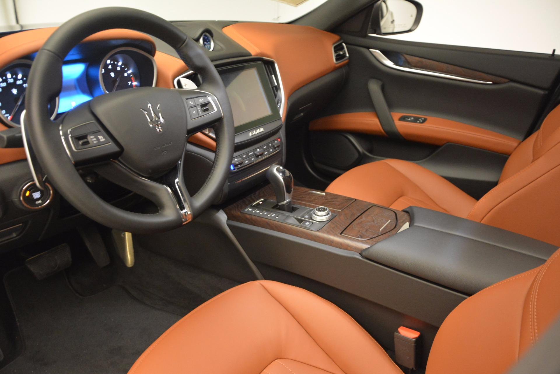 New 2017 Maserati Ghibli S Q4 For Sale In Greenwich, CT. Alfa Romeo of Greenwich, M1730 712_p13