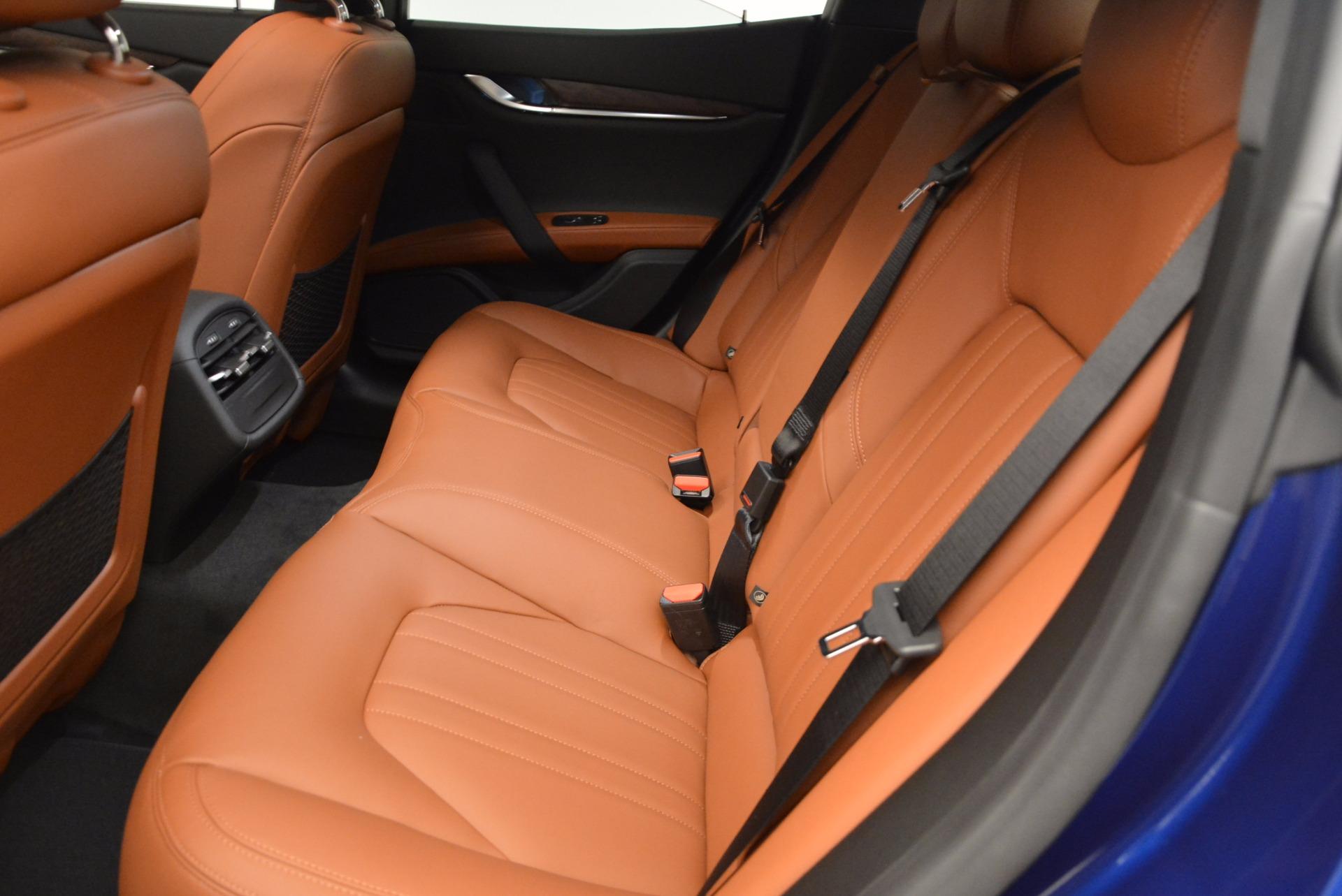 New 2017 Maserati Ghibli S Q4 For Sale In Greenwich, CT. Alfa Romeo of Greenwich, M1730 712_p19