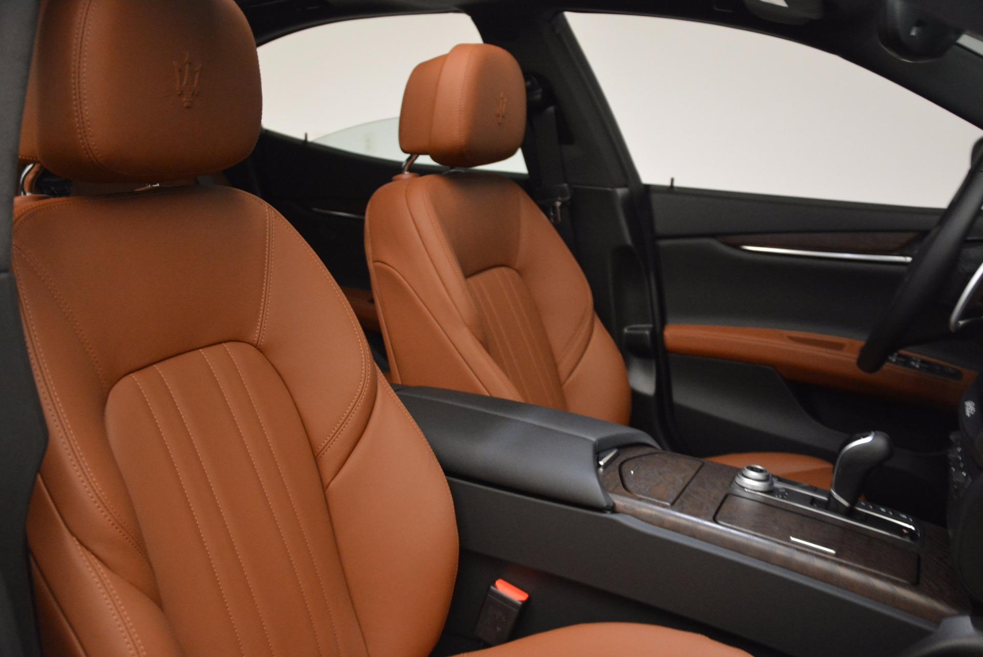 New 2017 Maserati Ghibli S Q4 For Sale In Greenwich, CT. Alfa Romeo of Greenwich, M1730 712_p23