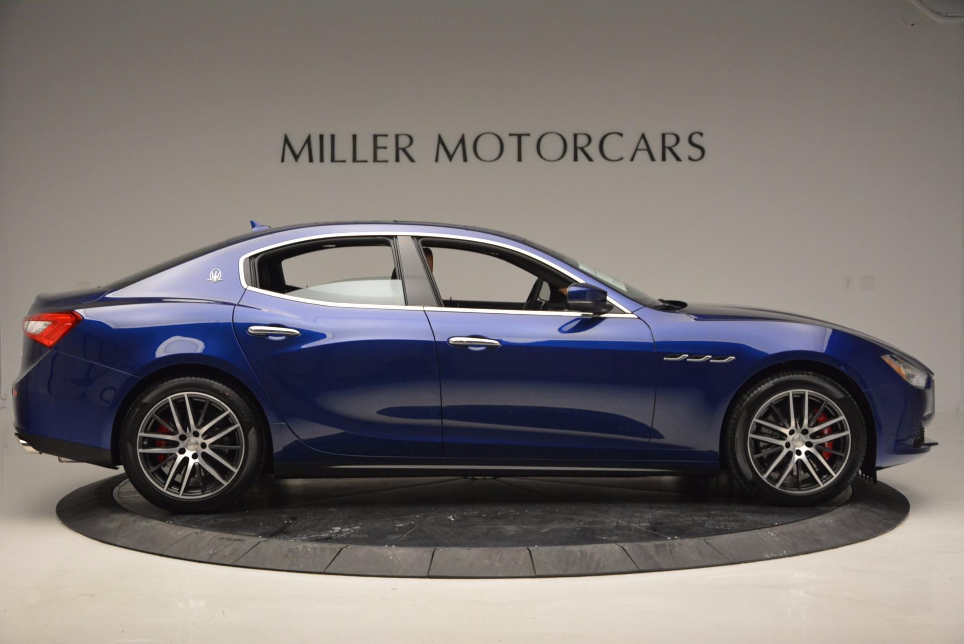 New 2017 Maserati Ghibli S Q4 For Sale In Greenwich, CT. Alfa Romeo of Greenwich, M1730 712_p9