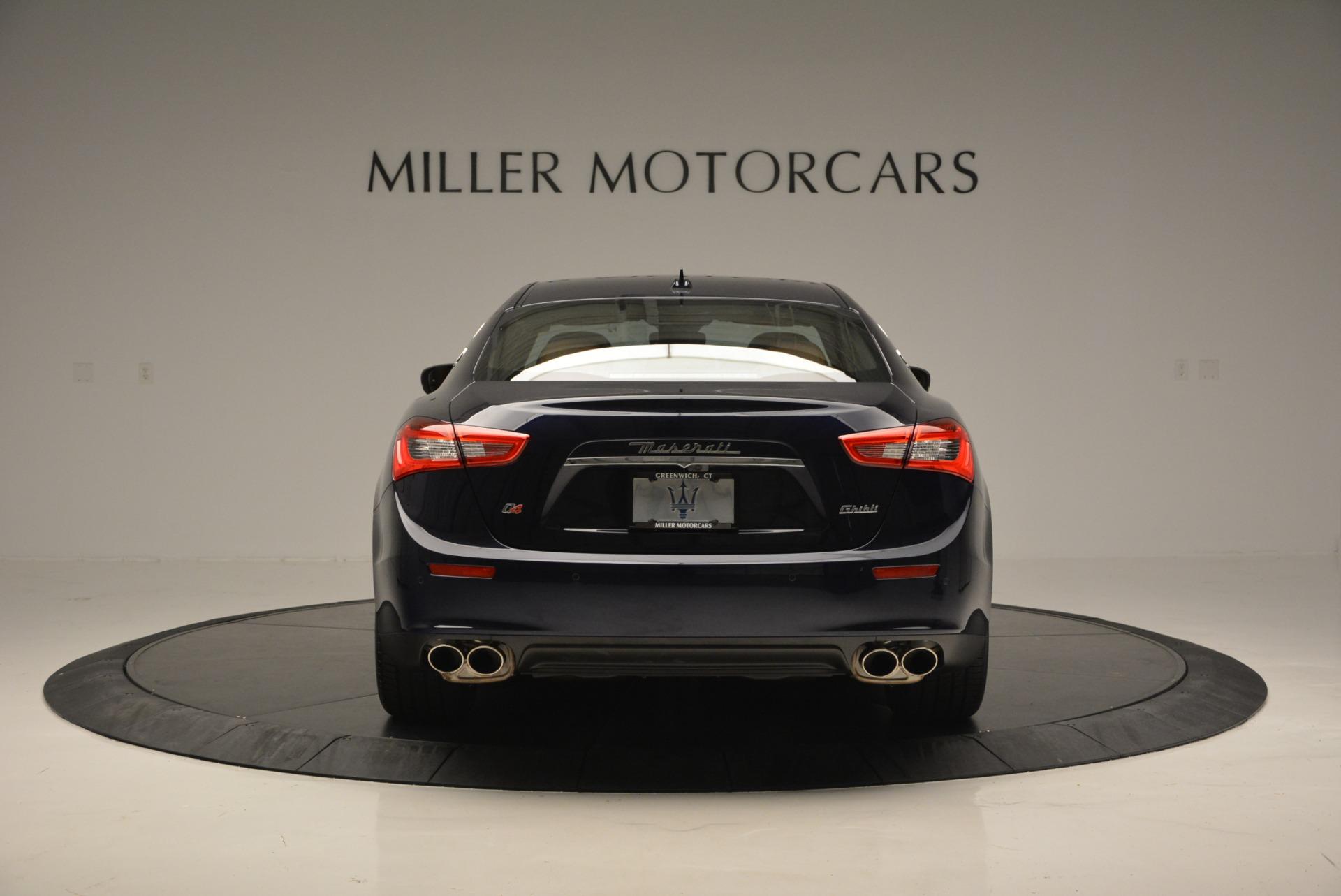 New 2017 Maserati Ghibli S Q4 For Sale In Greenwich, CT. Alfa Romeo of Greenwich, M1734 713_p6