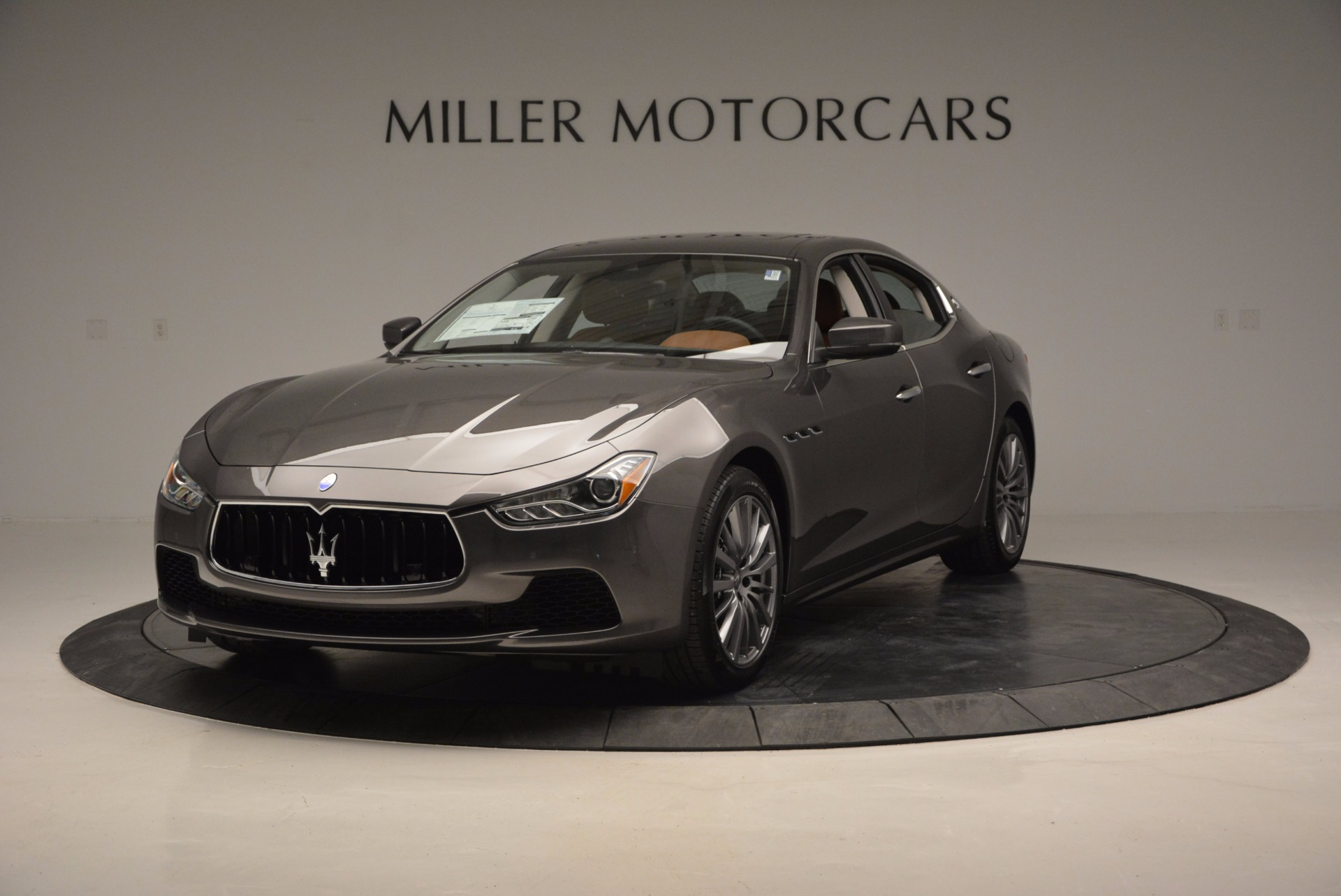 New 2017 Maserati Ghibli S Q4 For Sale In Greenwich, CT. Alfa Romeo of Greenwich, M1733 715_main